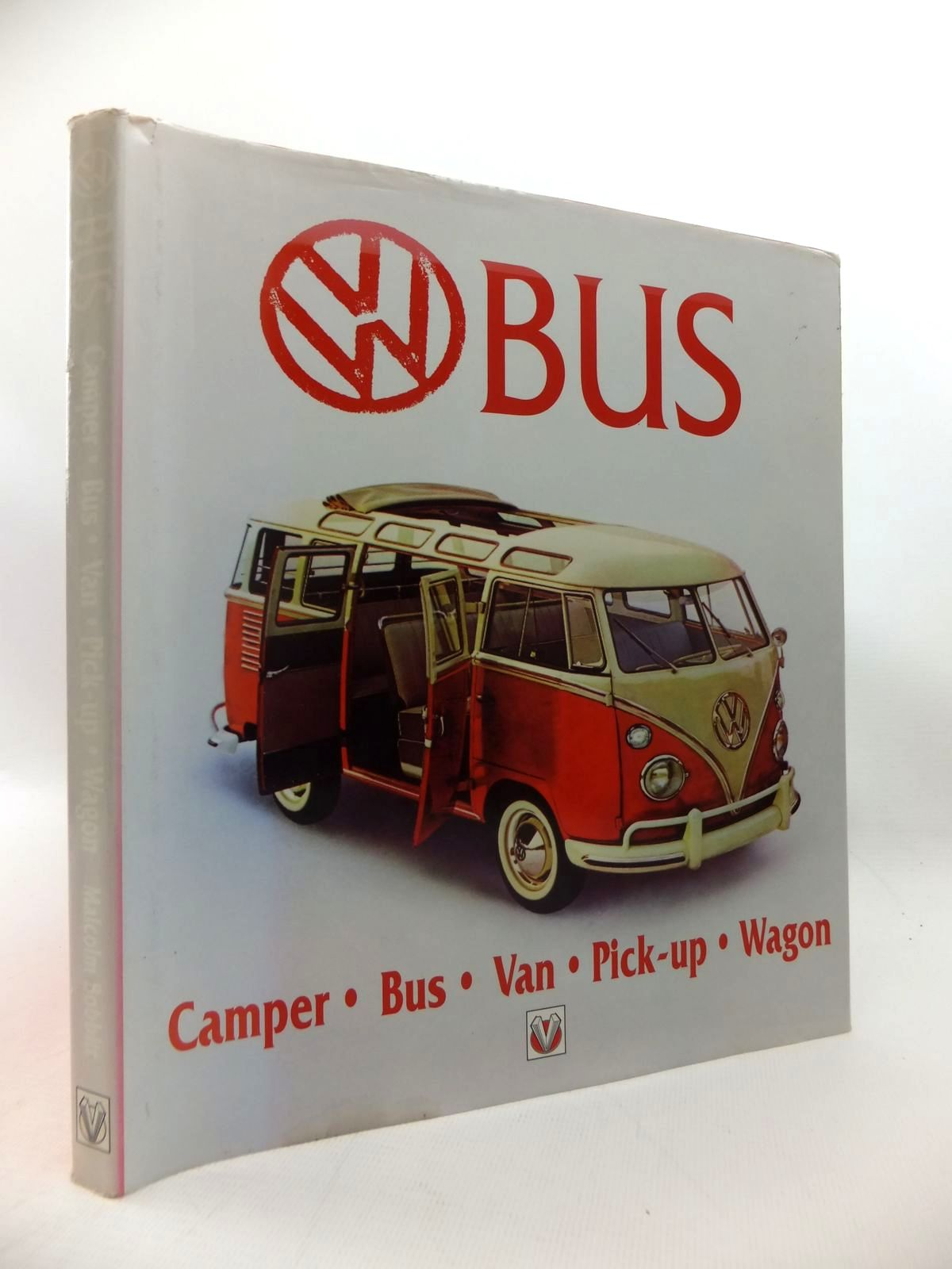 Photo of VW BUS: CAMPER, BUS, VAN, PICK-UP, WAGON written by Bobbitt, Malcolm published by Veloce Publishing Plc. (STOCK CODE: 1815359)  for sale by Stella & Rose's Books