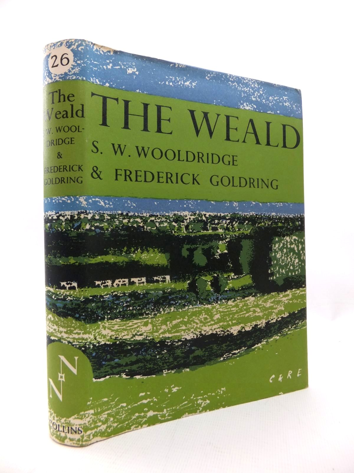 Photo of THE WEALD (NN 26) written by Wooldridge, S.W.<br />Goldring, Frederick published by Collins (STOCK CODE: 1815361)  for sale by Stella & Rose's Books