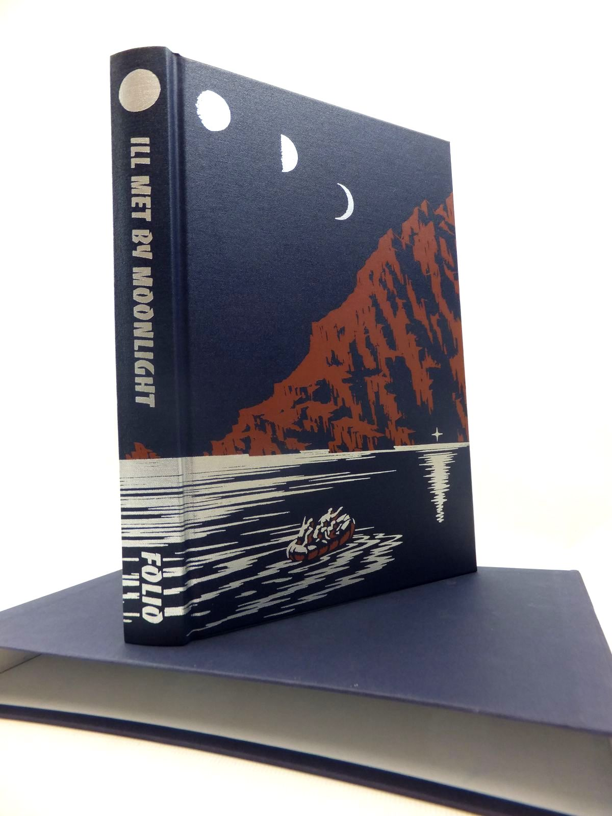 Photo of ILL MET BY MOONLIGHT written by Moss, W. Stanley published by Folio Society (STOCK CODE: 1815371)  for sale by Stella & Rose's Books
