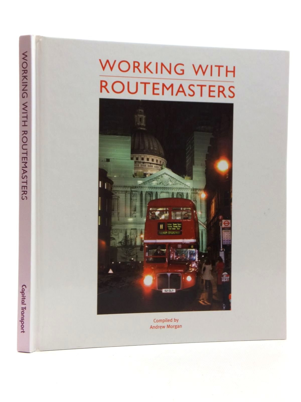 Photo of WORKING WITH ROUTEMASTERS- Stock Number: 1815429