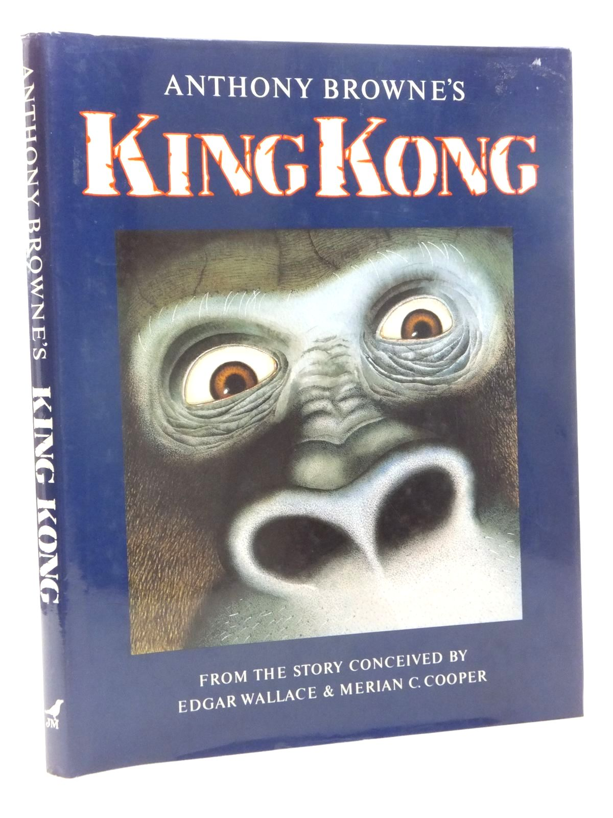 Photo of ANTHONY BROWNE'S KING KONG- Stock Number: 1815460