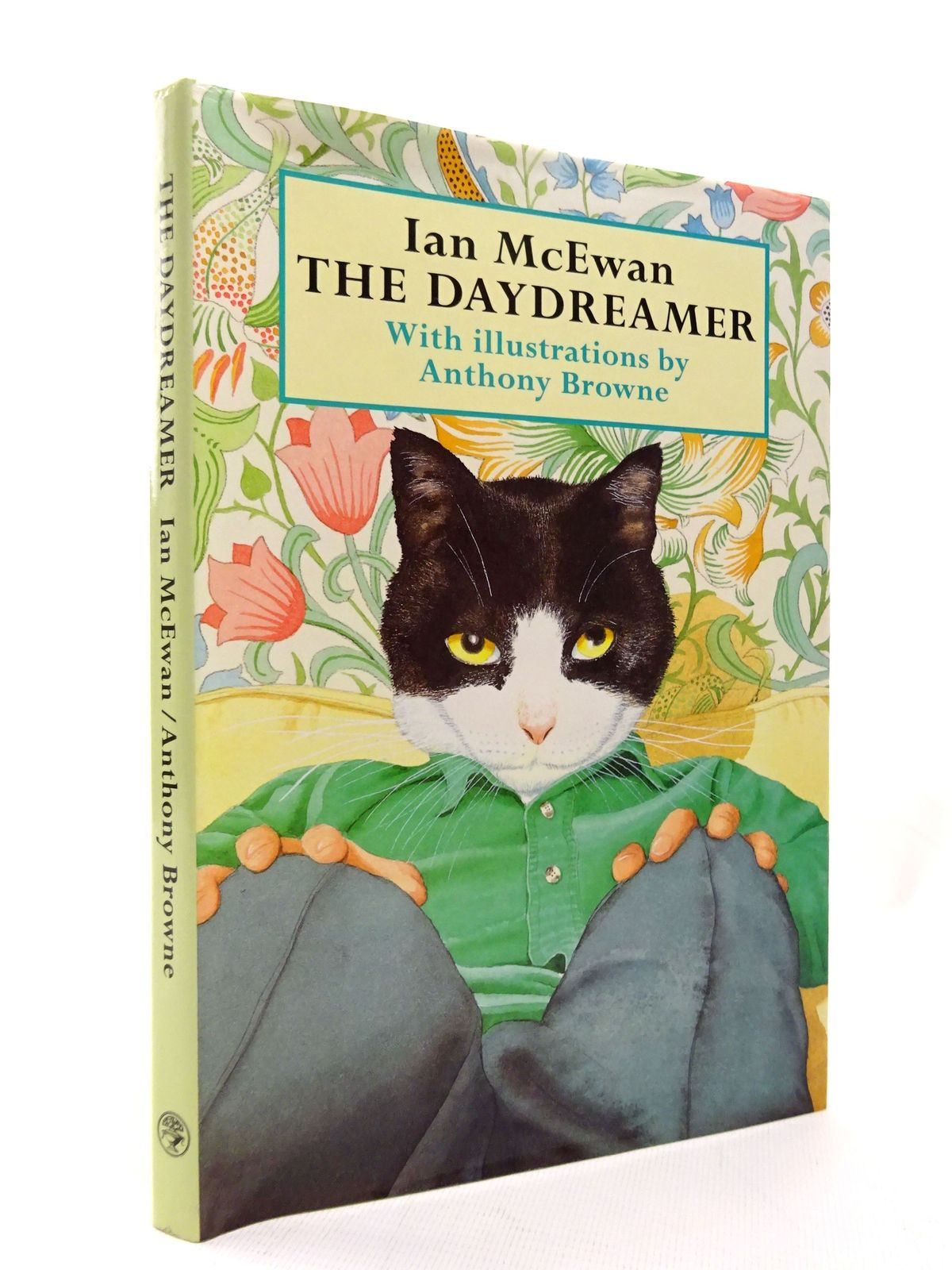 Photo of THE DAYDREAMER written by McEwan, Ian illustrated by Browne, Anthony published by Jonathan Cape (STOCK CODE: 1815520)  for sale by Stella & Rose's Books