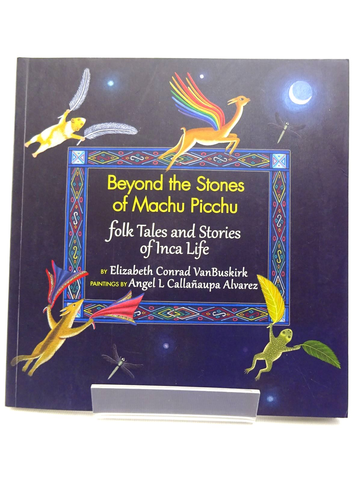 Photo of BEYOND THE STONES OF MACHU PICCHU: FOLK TALES AND STORIES OF INCA LIFE- Stock Number: 1815528