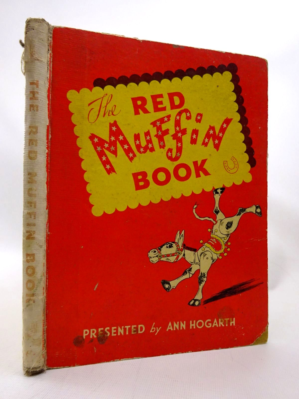 Photo of THE RED MUFFIN BOOK- Stock Number: 1815529