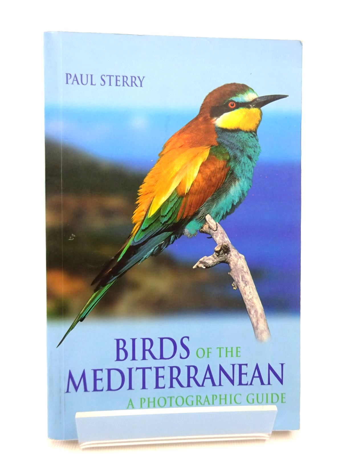 Photo of BIRDS OF THE MEDITERRANEAN written by Sterry, Paul published by Christopher Helm (STOCK CODE: 1815578)  for sale by Stella & Rose's Books