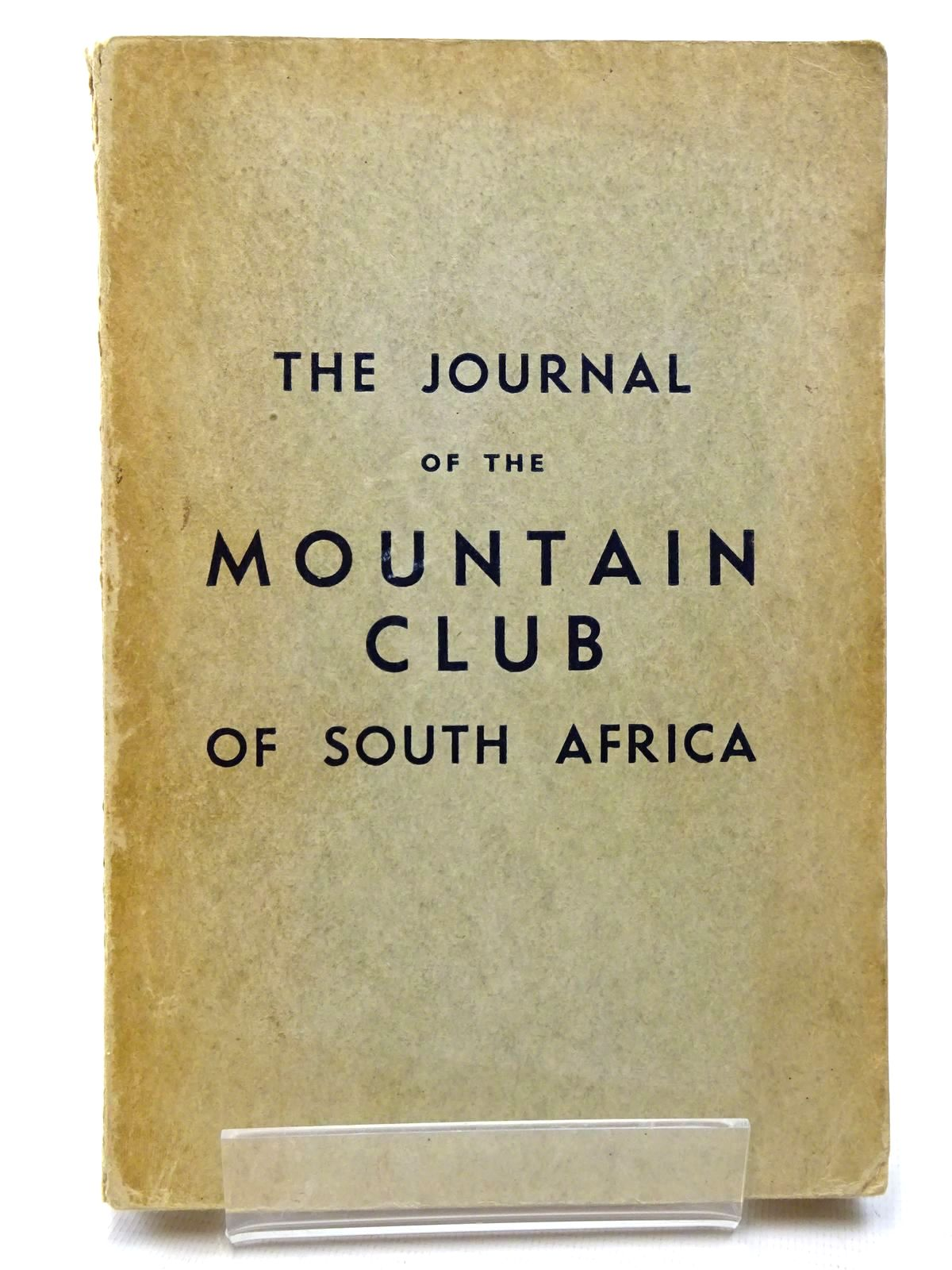 Photo of THE JOURNAL OF THE MOUNTAIN CLUB OF SOUTH AFRICA 1939 published by Cape Times (STOCK CODE: 1815624)  for sale by Stella & Rose's Books