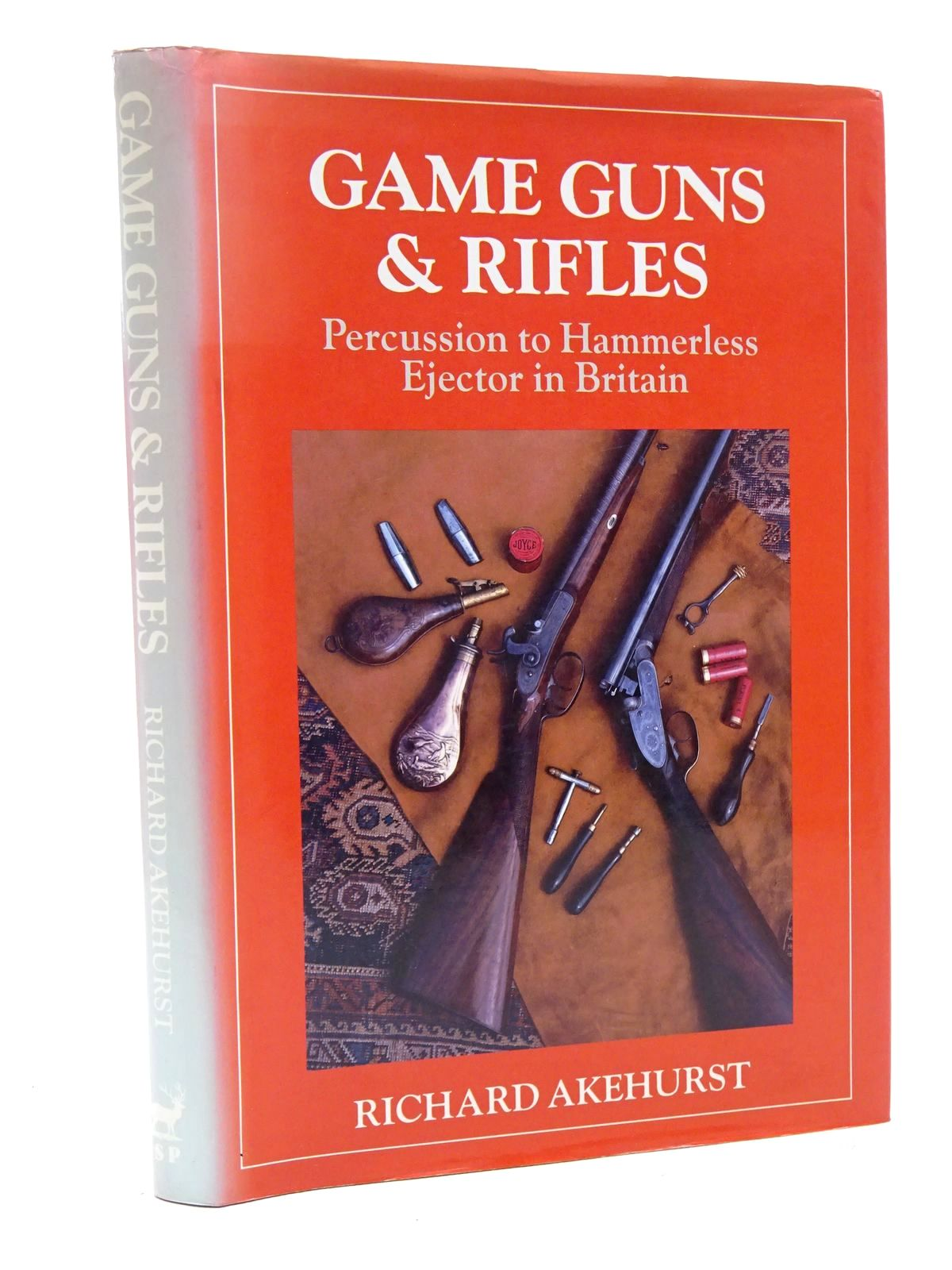 Photo of GAME GUNS AND RIFLES written by Akehurst, Richard published by The Sportsman's Press (STOCK CODE: 1815639)  for sale by Stella & Rose's Books