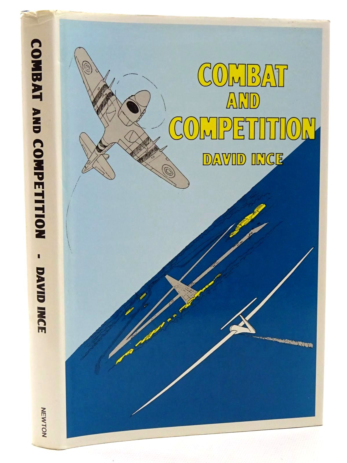 Photo of COMBAT AND COMPETITION written by Ince, David published by Newton (STOCK CODE: 1815650)  for sale by Stella & Rose's Books