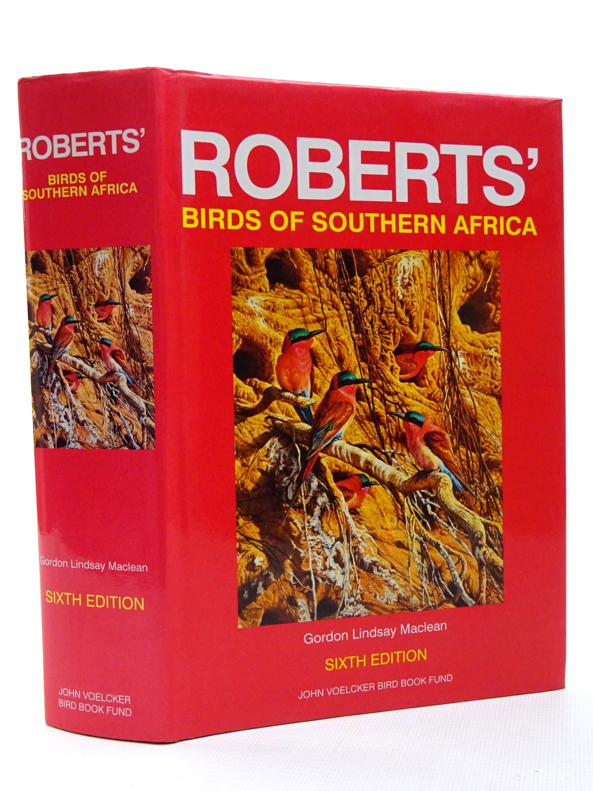 Photo of ROBERTS' BIRDS OF SOUTHERN AFRICA written by Maclean, Gordon Lindsay illustrated by Newman, Kenneth Lockwood, Geoff published by The Trustees Of The John Voelcker Bird Book Fund (STOCK CODE: 1815673)  for sale by Stella & Rose's Books