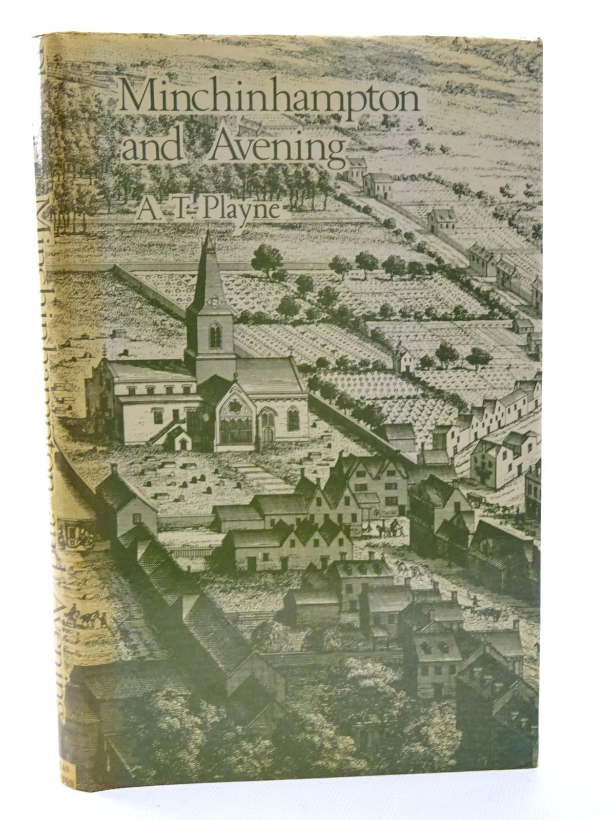 Photo of A HISTORY OF THE PARISHES OF MINCHINHAMPTON AND AVENING written by Playne, Arthur Twisden published by Alan Sutton (STOCK CODE: 1815698)  for sale by Stella & Rose's Books
