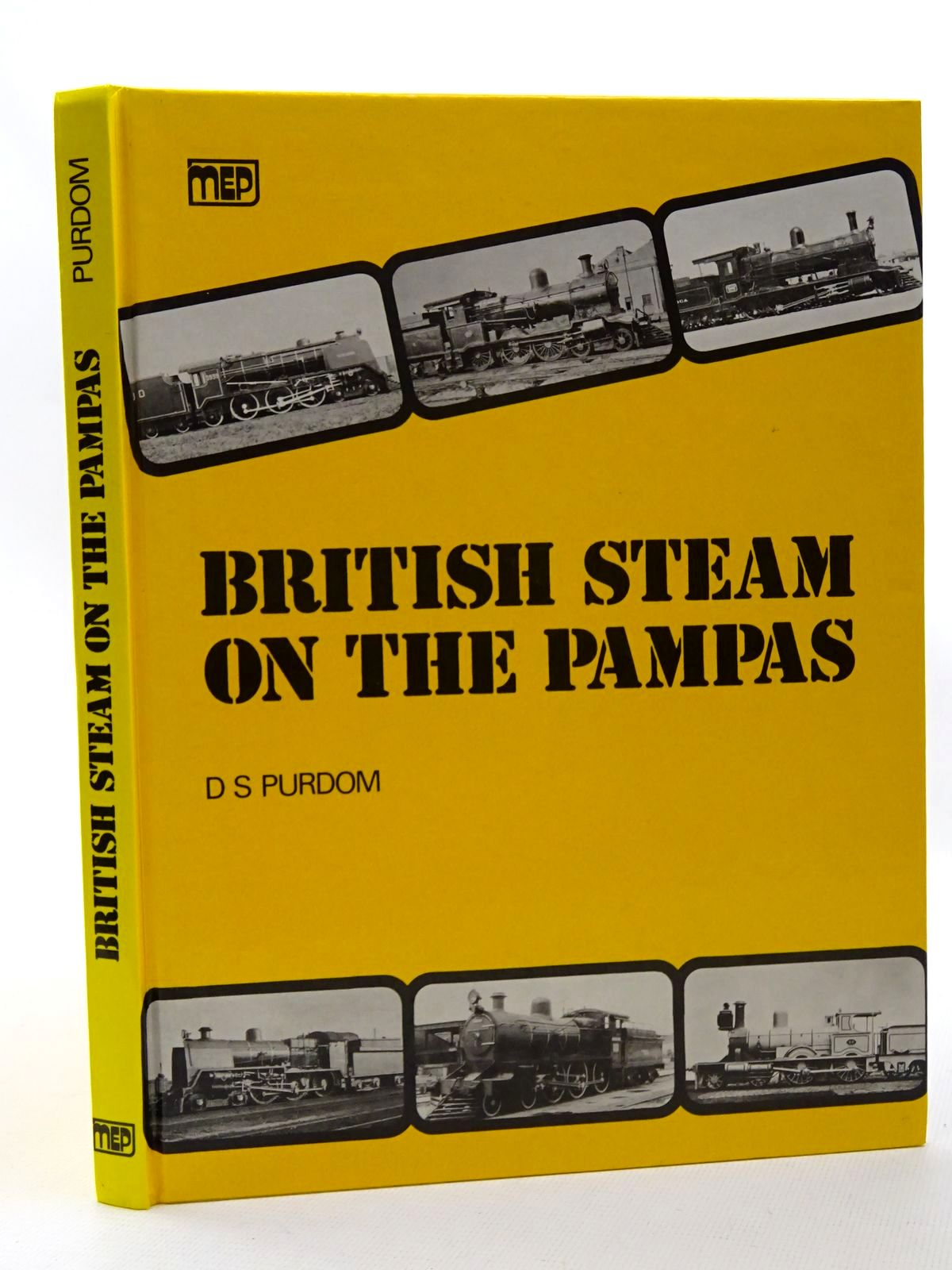 Photo of BRITISH STEAM ON THE PAMPAS written by Purdom, D.S. published by Mechanical Engineering Publications Limited (STOCK CODE: 1815702)  for sale by Stella & Rose's Books