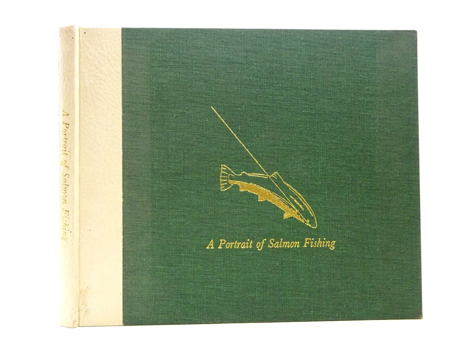 Photo of A PORTRAIT OF SALMON FISHING written by Nickson, Geoffrey illustrated by Havers, Tim published by Antony Atha (STOCK CODE: 1815731)  for sale by Stella & Rose's Books