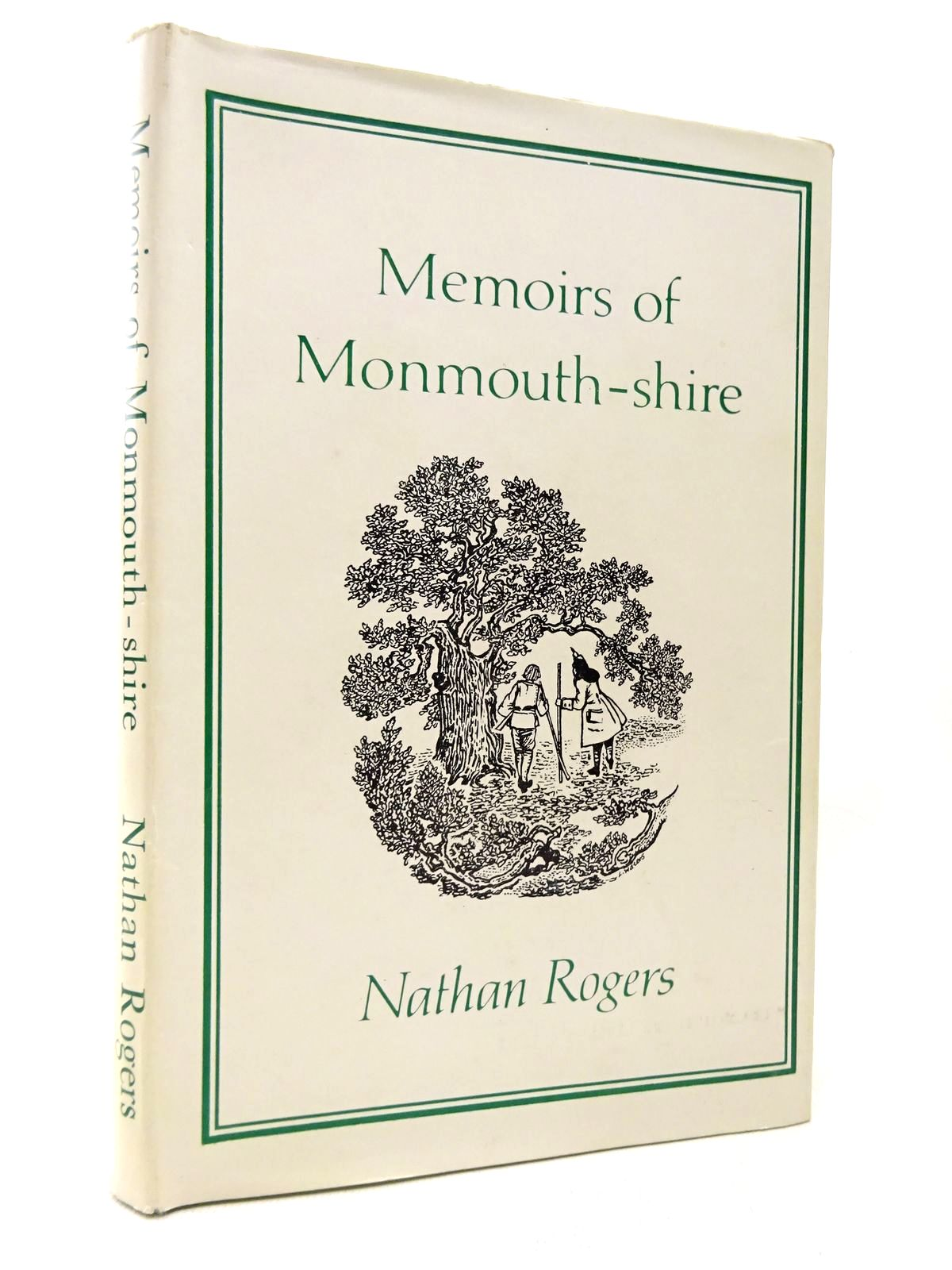 Photo of MEMOIRS OF MONMOUTH-SHIRE 1708- Stock Number: 1815780