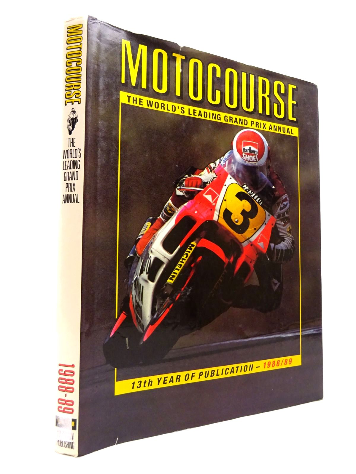 Photo of MOTOCOURSE 1988-89 published by Hazleton Publishing (STOCK CODE: 1815838)  for sale by Stella & Rose's Books