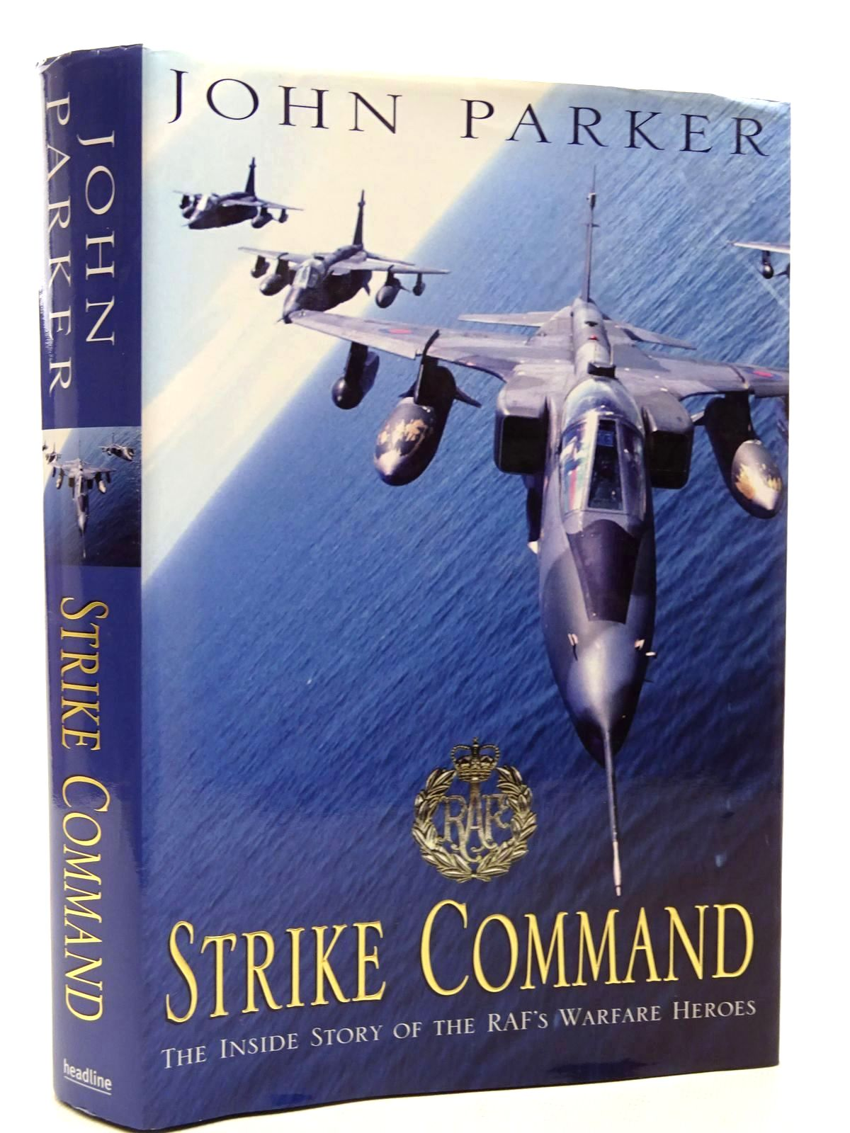 Photo of STRIKE COMMAND: THE INSIDE STORY OF THE RAF'S WARFARE HEROES- Stock Number: 1815882