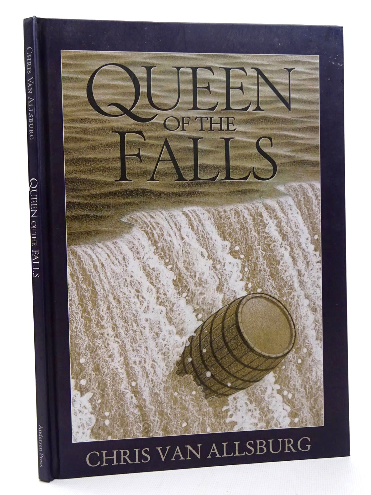 Photo of QUEEN OF THE FALLS- Stock Number: 1815922