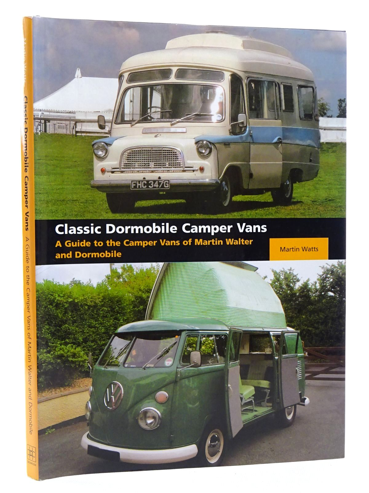 Photo of CLASSIC DORMOBILE CAMPER VANS written by Watts, Martin published by The Crowood Press (STOCK CODE: 1815929)  for sale by Stella & Rose's Books
