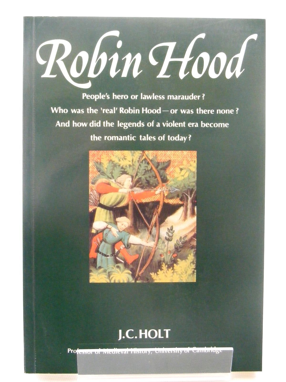 Photo of ROBIN HOOD- Stock Number: 1815959
