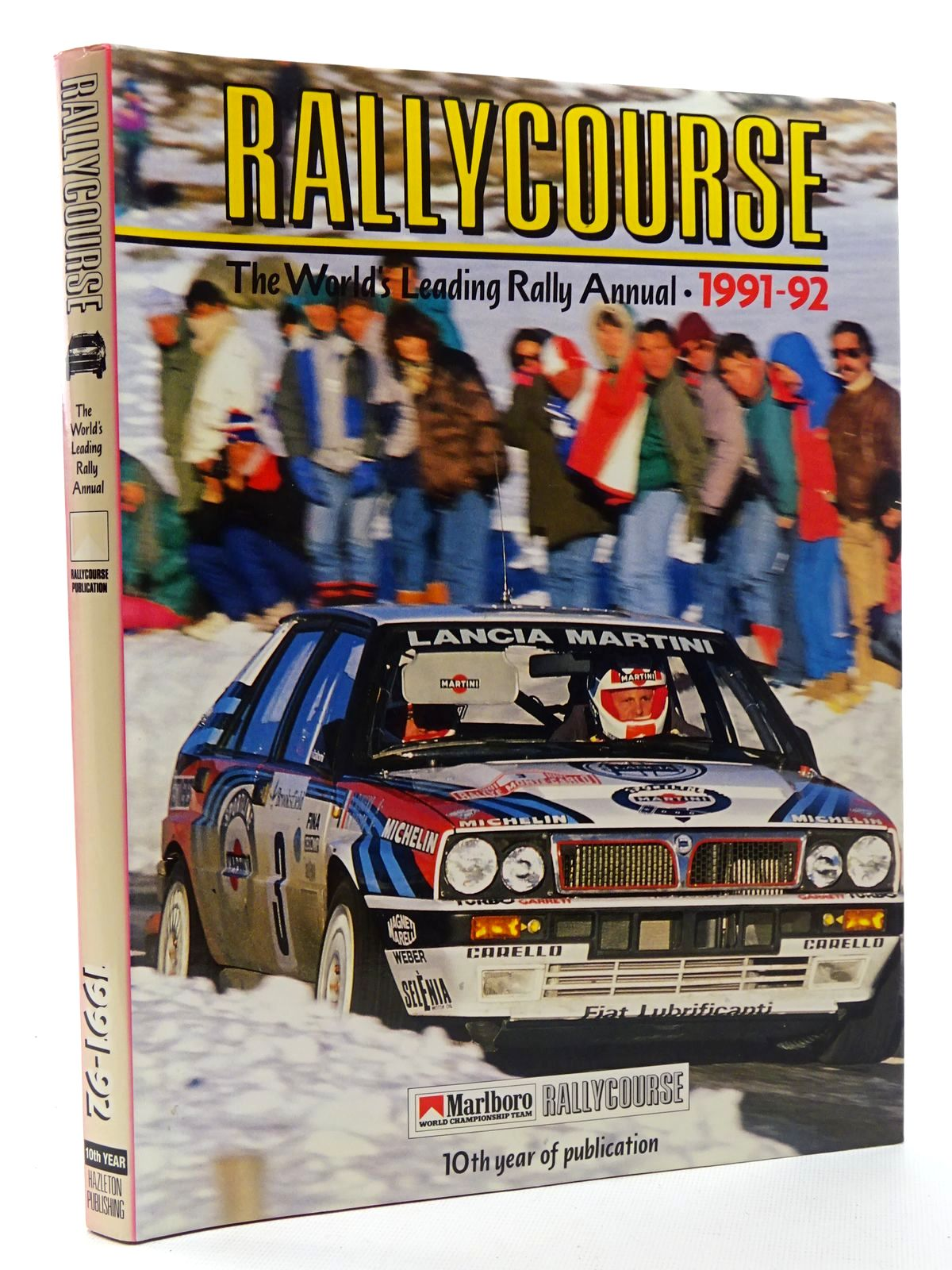 Photo of RALLYCOURSE 1991-92 written by Williams, David published by Hazleton Publishing (STOCK CODE: 1815973)  for sale by Stella & Rose's Books