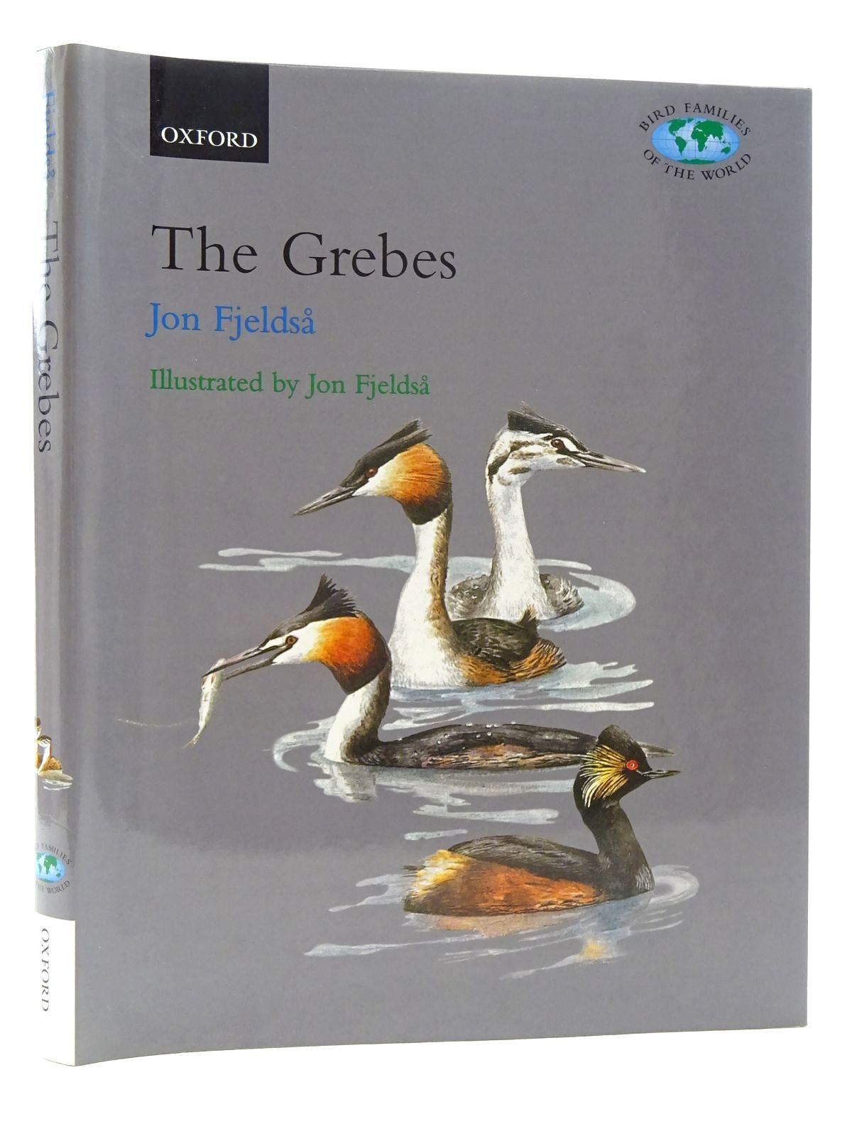 Photo of THE GREBES: PODICIPEDIDAE (BIRD FAMILIES OF THE WORLD SERIES)- Stock Number: 1815979