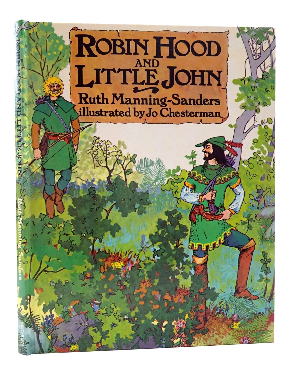 Photo of ROBIN HOOD AND LITTLE JOHN- Stock Number: 1815993