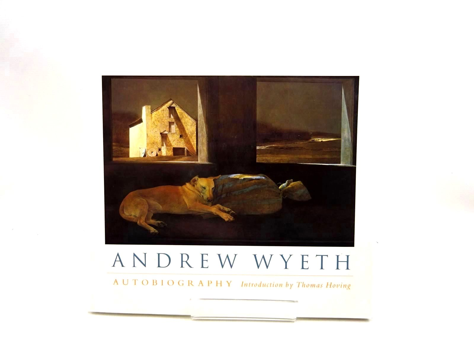 Photo of ANDREW WYETH AUTOBIOGRAPHY written by Wyeth, Andrew<br />Hoving, Thomas published by Bulfinch Press (STOCK CODE: 1816012)  for sale by Stella & Rose's Books
