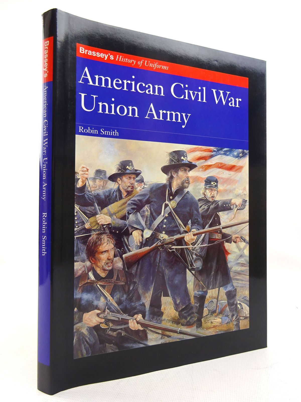 Photo of AMERICAN CIVIL WAR UNION ARMY written by Smith, Robin illustrated by Collingwood, Chris published by Brassey's (STOCK CODE: 1816014)  for sale by Stella & Rose's Books