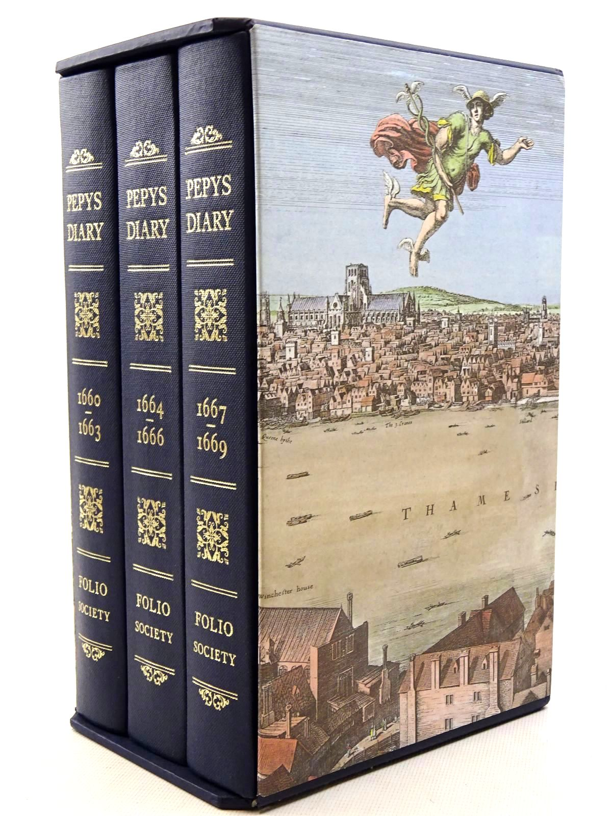 Photo of PEPYS'S DIARY (3 VOLUMES) written by Pepys, Samuel