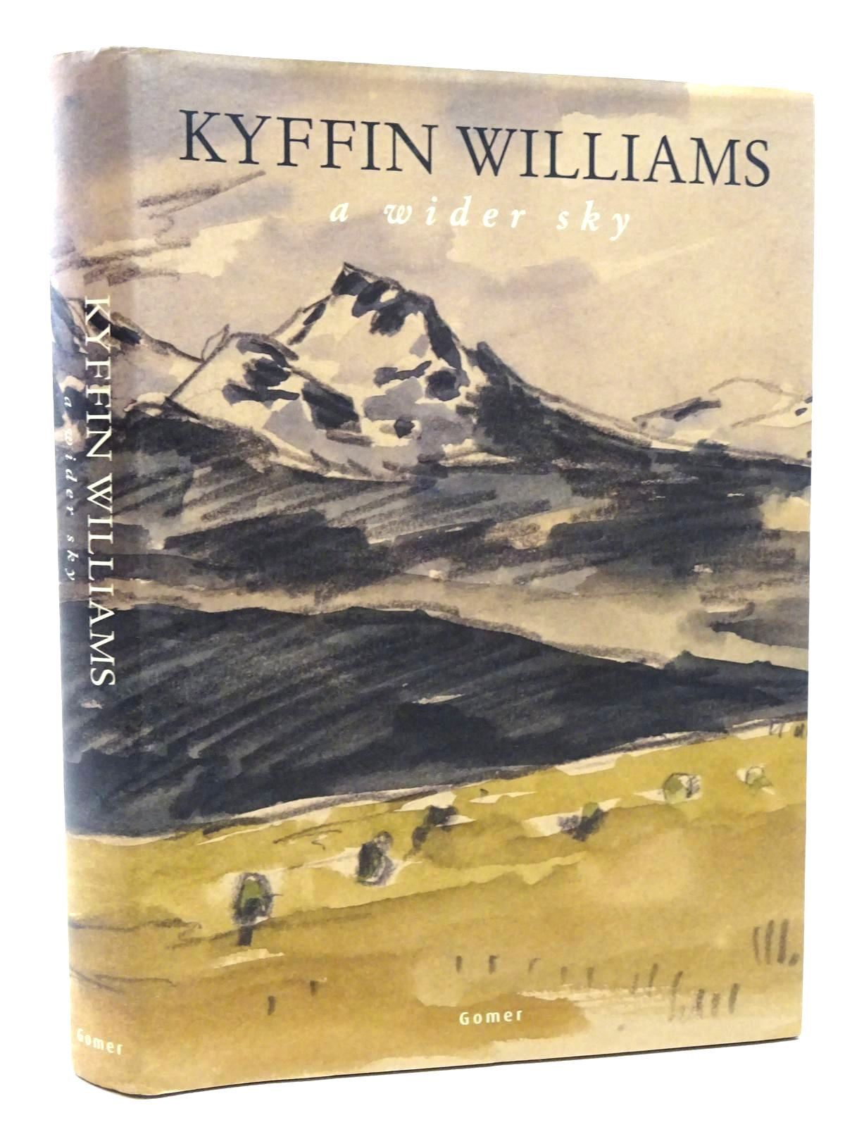 Photo of A WIDER SKY written by Williams, Kyffin illustrated by Williams, Kyffin published by Gomer Press (STOCK CODE: 1816042)  for sale by Stella & Rose's Books
