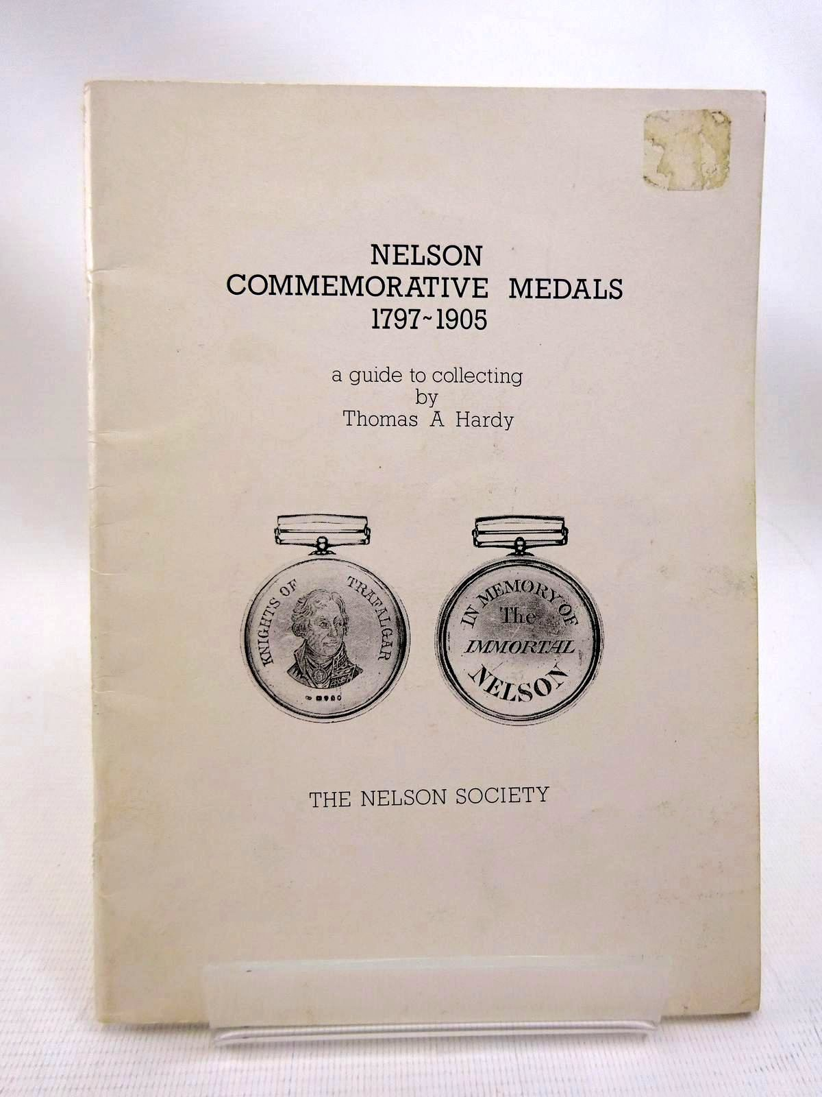 Photo of COMMEMORATIVE MEDALS OF THE RIGHT HONOURABLE HORATIO LORD VISCOUNT NELSON- Stock Number: 1816074
