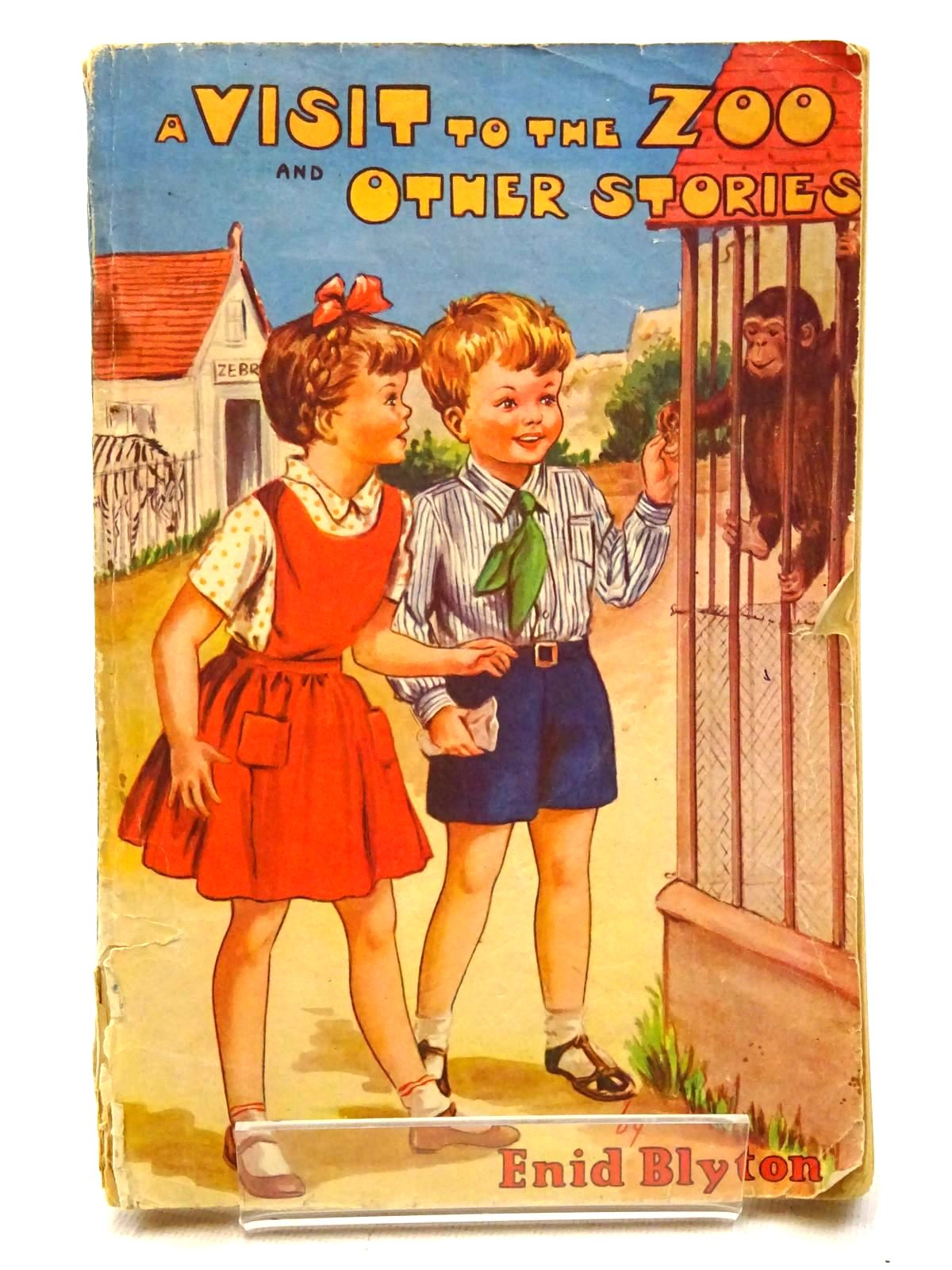 Photo of A VISIT TO THE ZOO AND OTHER STORIES written by Blyton, Enid published by J. Coker & Co. Ltd. (STOCK CODE: 1816126)  for sale by Stella & Rose's Books