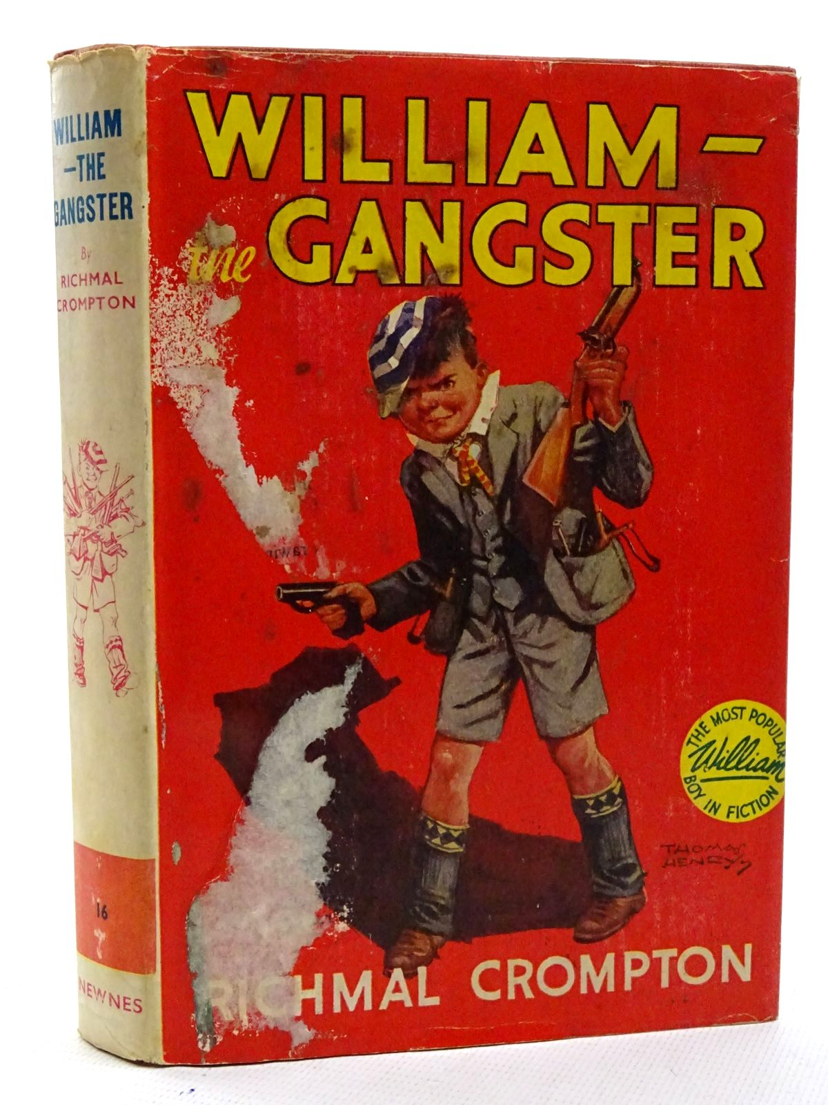 Photo of WILLIAM THE GANGSTER- Stock Number: 1816130