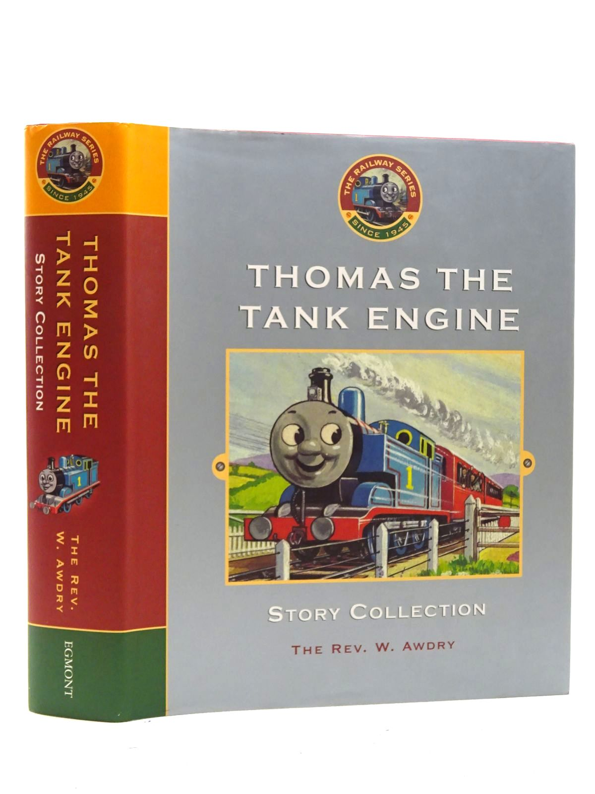 Photo of THOMAS THE TANK ENGINE STORY COLLECTION written by Awdry, Rev. W. illustrated by Awdry, Rev W. published by Egmont (STOCK CODE: 1816147)  for sale by Stella & Rose's Books