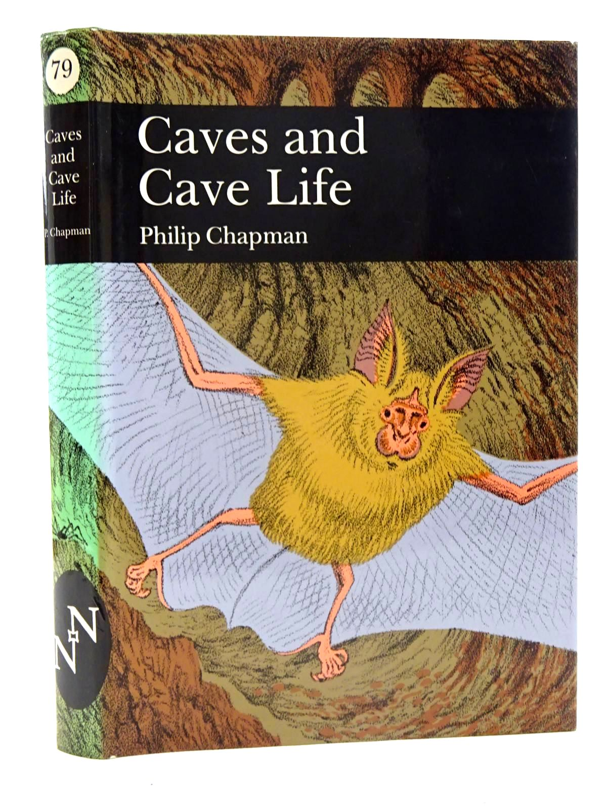 Photo of CAVES AND CAVE LIFE (NN 79) written by Chapman, Philip published by Collins (STOCK CODE: 1816248)  for sale by Stella & Rose's Books