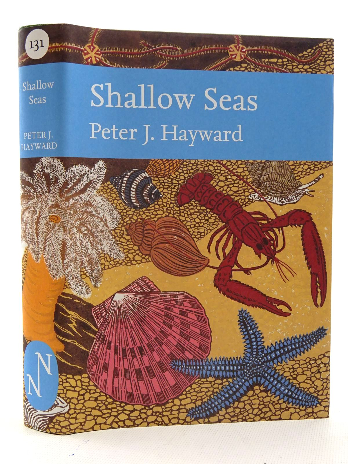 Photo of SHALLOW SEAS OF NORTHWEST EUROPE (NN 131) written by Hayward, Peter J. published by William Collins (STOCK CODE: 1816251)  for sale by Stella & Rose's Books