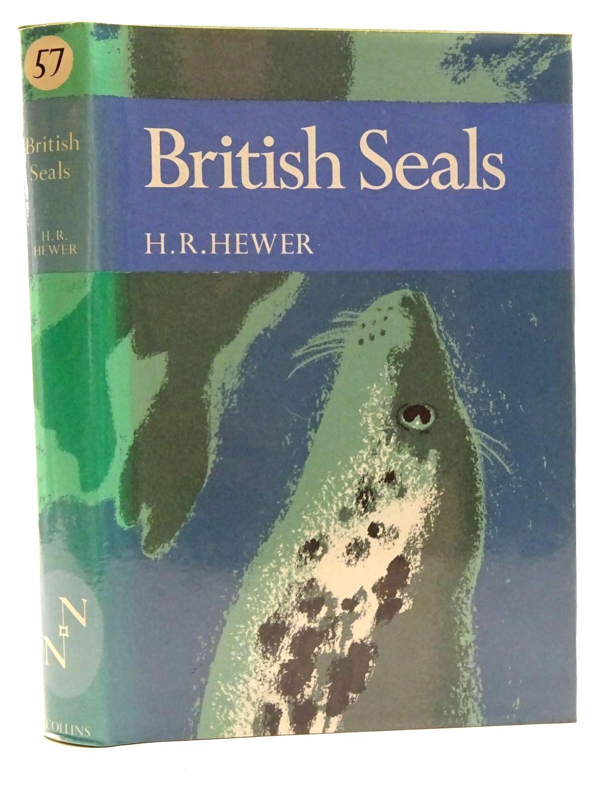 Photo of BRITISH SEALS (NN 57)- Stock Number: 1816255