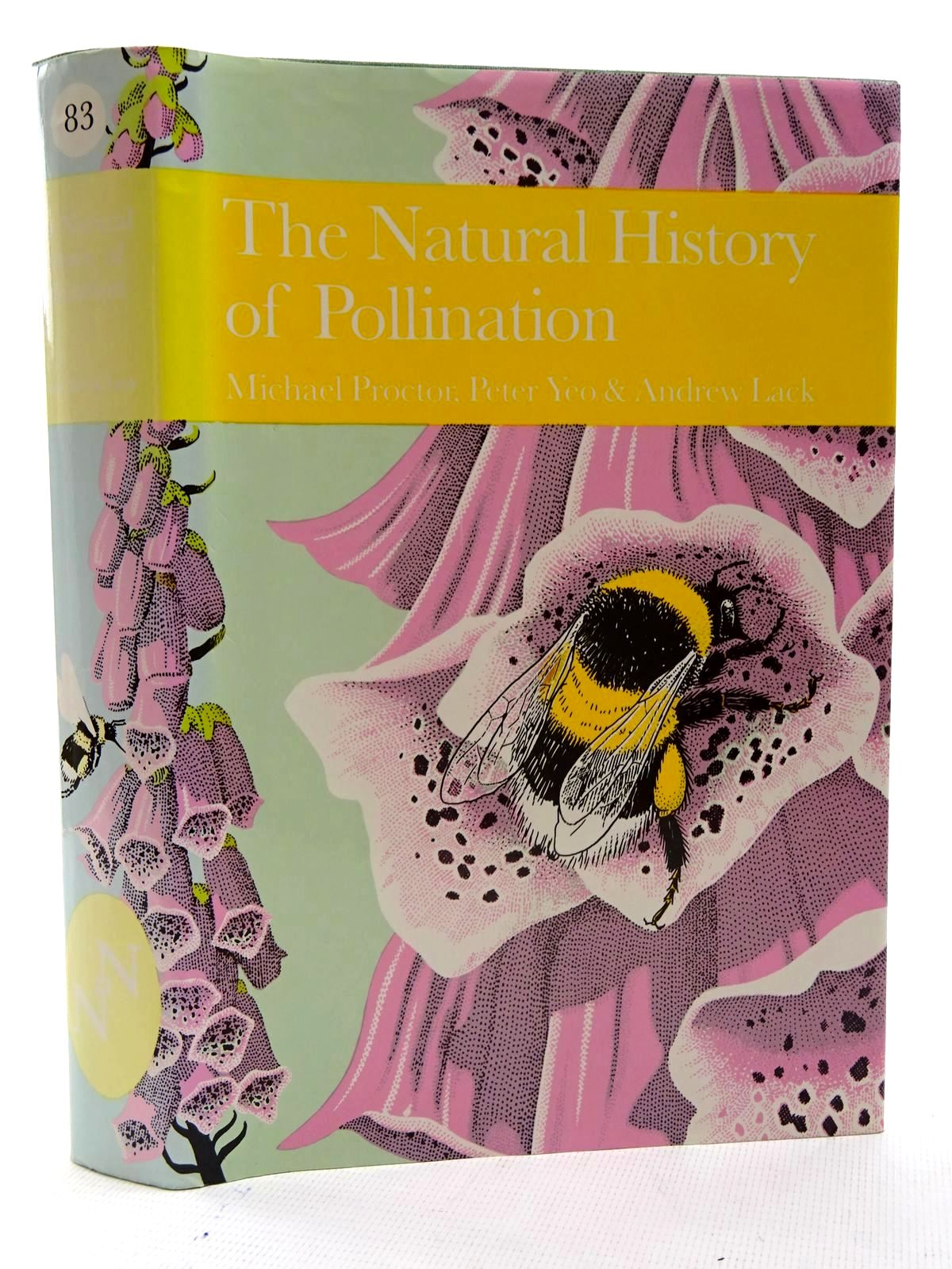 Photo of THE NATURAL HISTORY OF POLLINATION (NN 83) written by Proctor, Michael