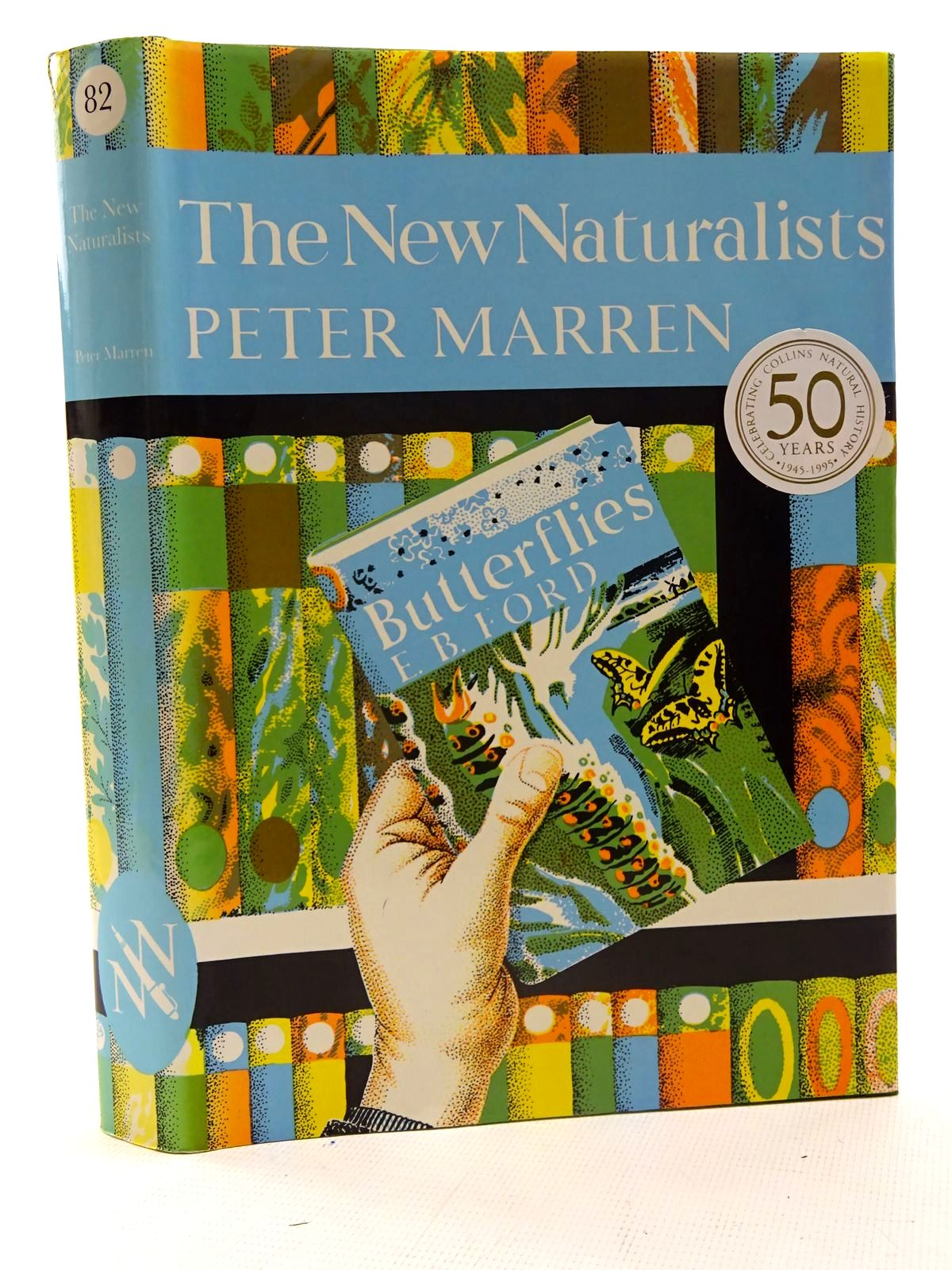 Photo of THE NEW NATURALISTS (NN 82) written by Marren, Peter published by Collins (STOCK CODE: 1816266)  for sale by Stella & Rose's Books