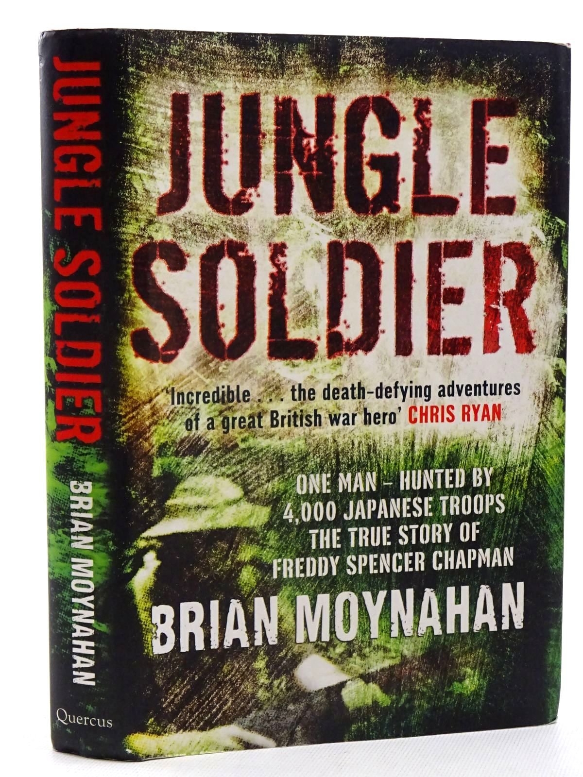 Photo of JUNGLE SOLDIER- Stock Number: 1816271