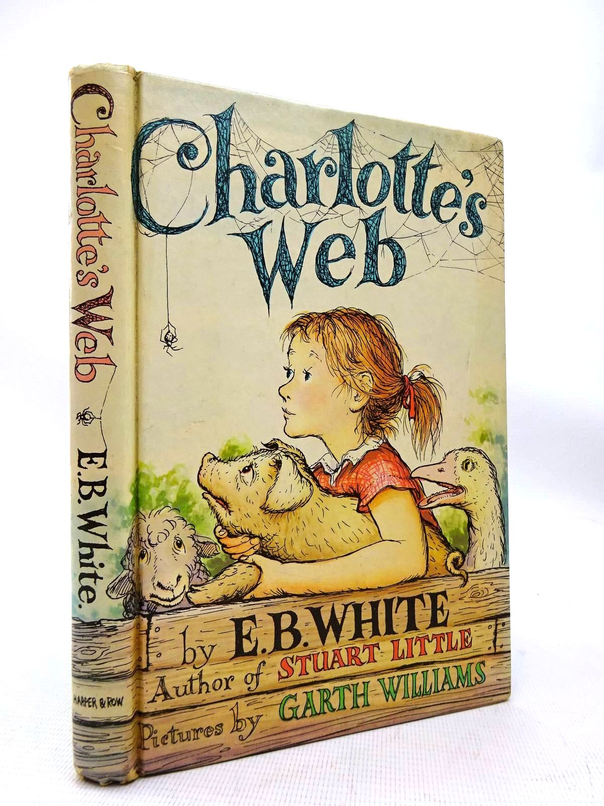 Photo of CHARLOTTE'S WEB- Stock Number: 1816363