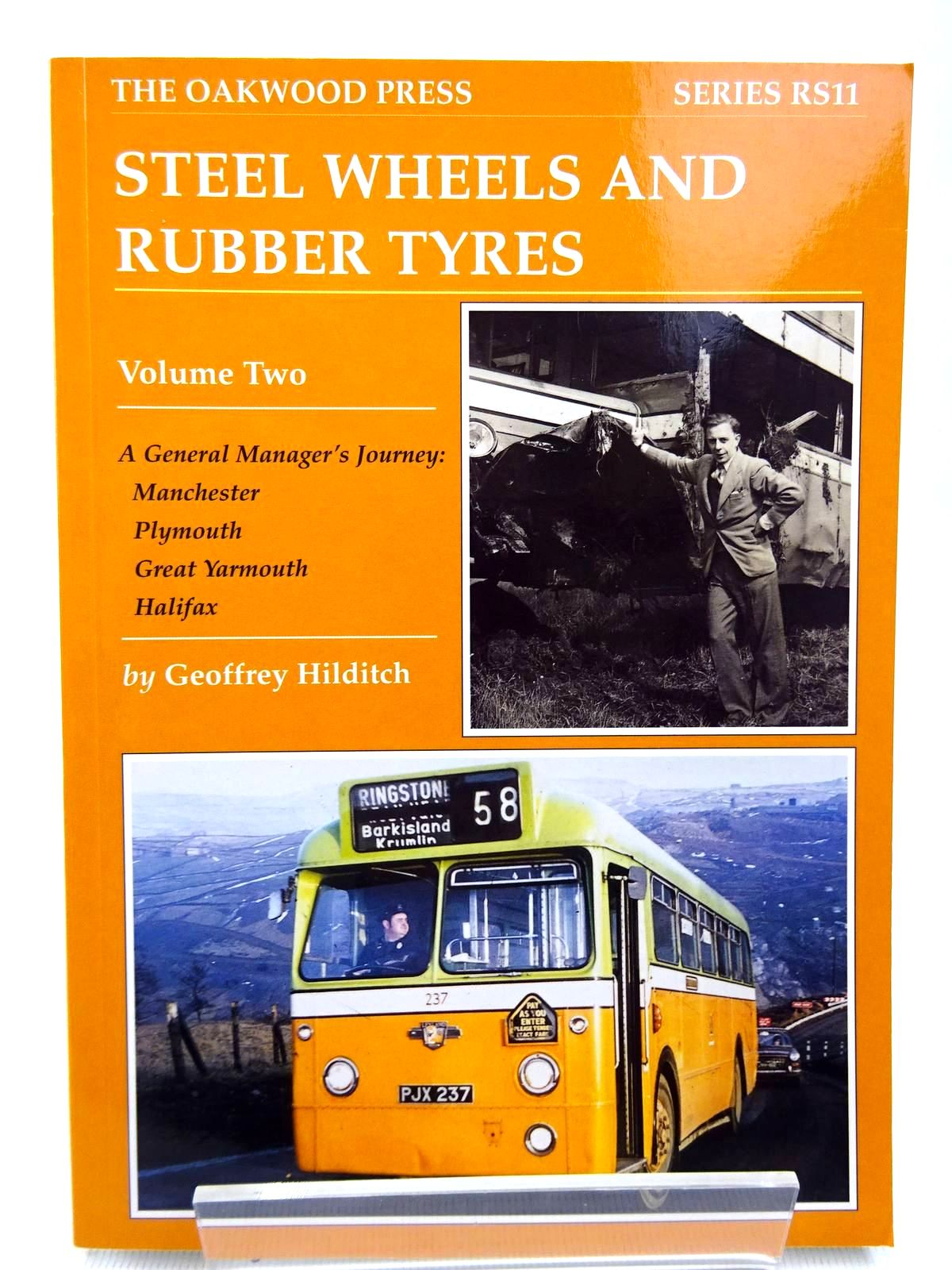 Photo of STEEL WHEELS AND RUBBER TYRES VOLUME TWO- Stock Number: 1816370