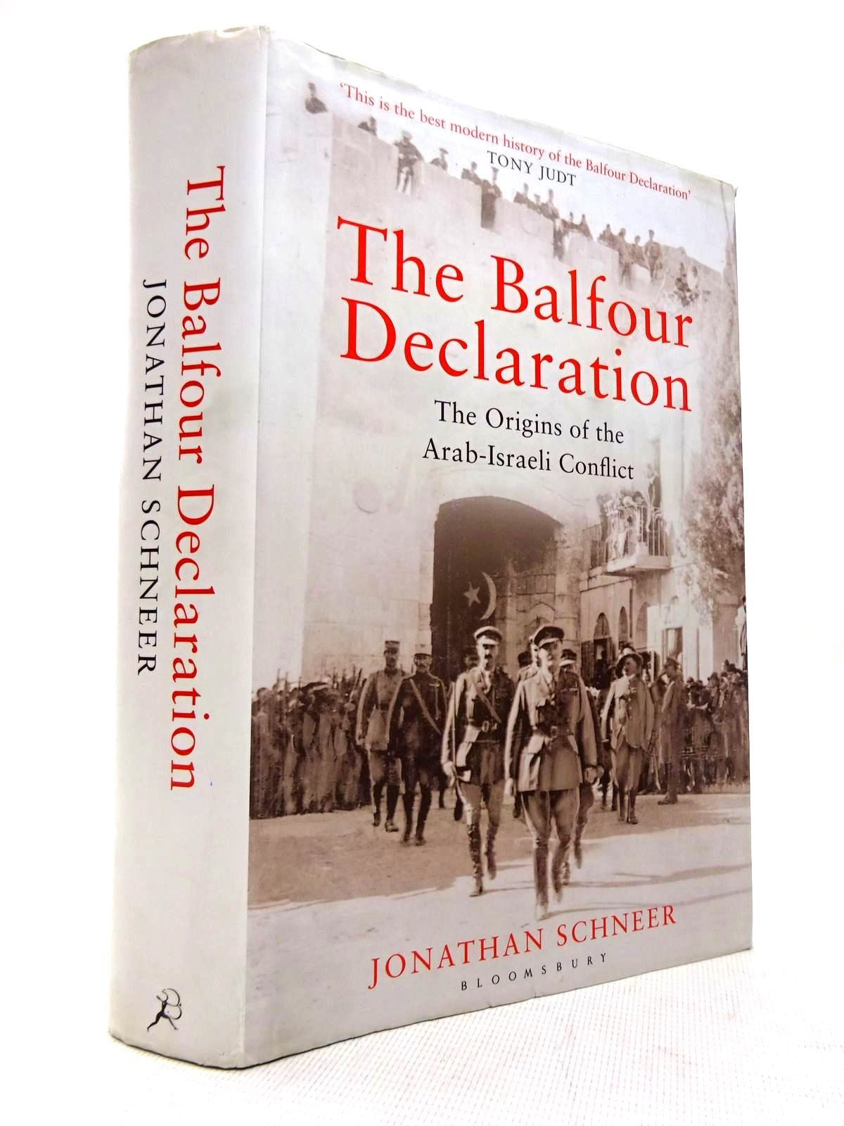 Photo of THE BALFOUR DECLARATION: THE ORIGINS OF THE ARAB-ISRAELI CONFLICT- Stock Number: 1816385