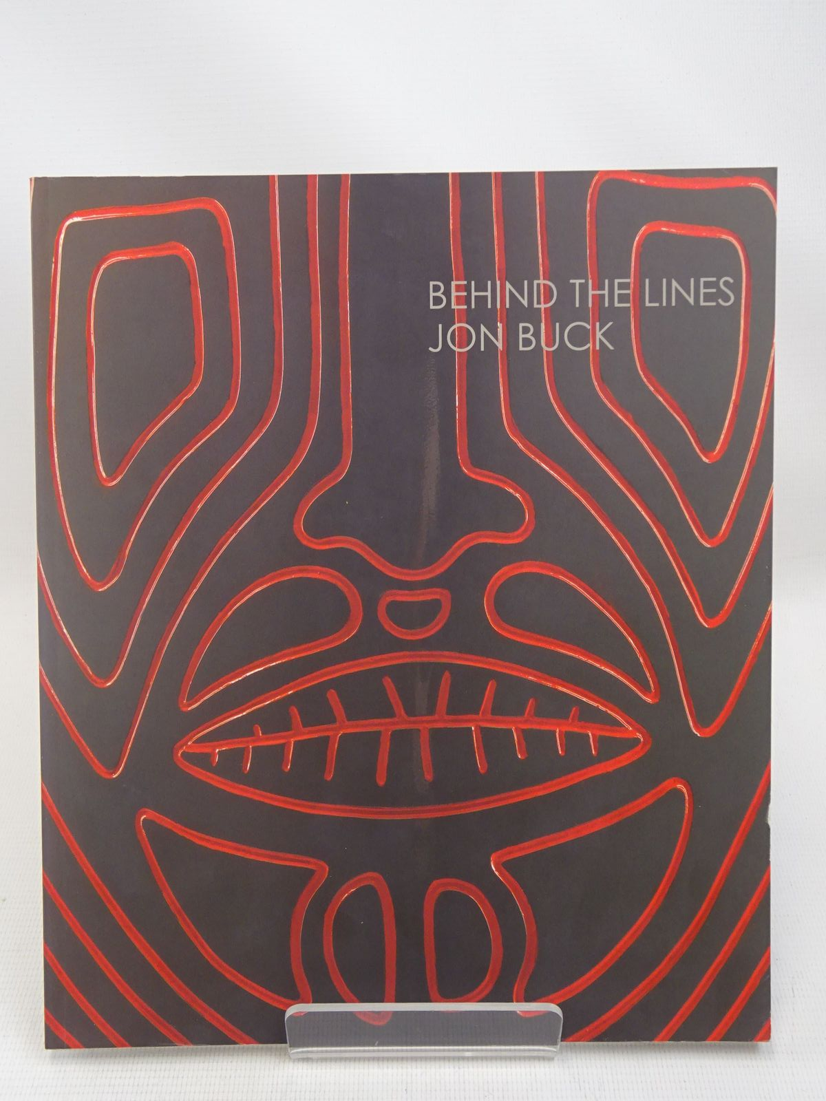 Photo of BEHIND THE LINES: JON BUCK written by Bielecka, Polly illustrated by Buck, Jon published by Pangolin London (STOCK CODE: 1816463)  for sale by Stella & Rose's Books