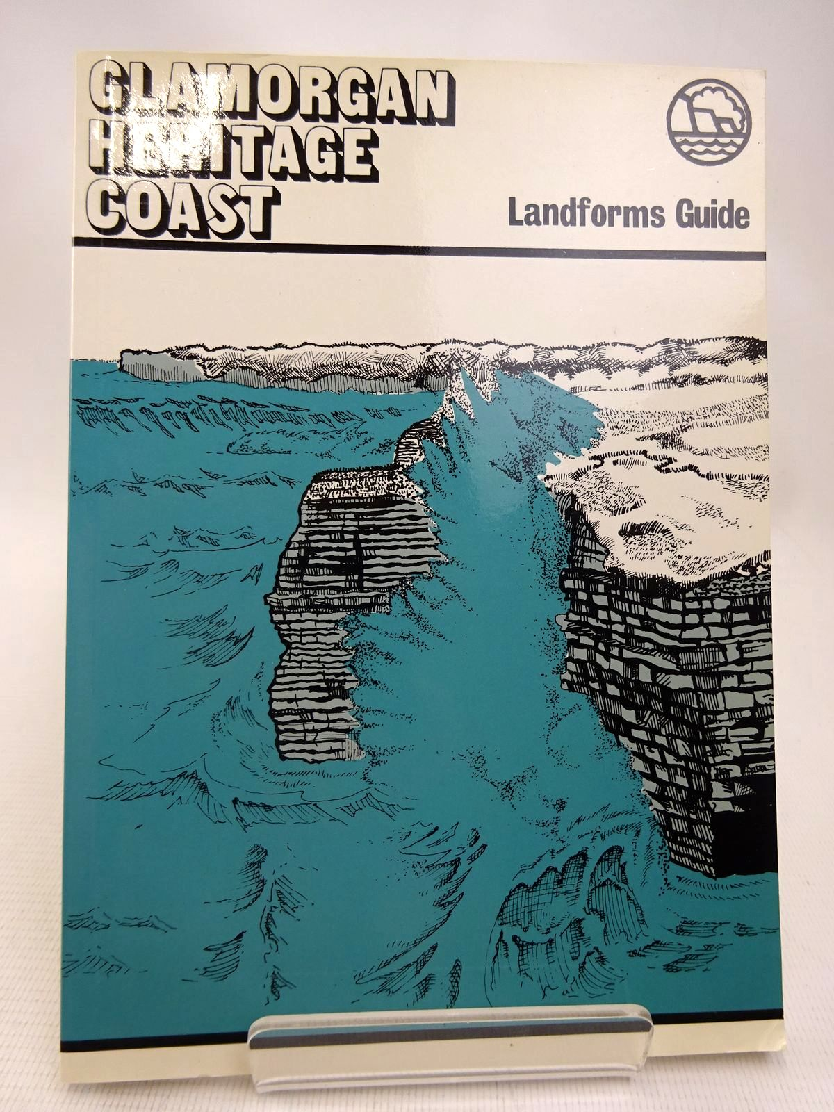 Photo of THE GLAMORGAN HERITAGE COAST written by Williams, Allan Caldwell, Neil Davies, Peter illustrated by Sinclair, John published by The Glamorgan Heritage Coast Joint Management And Advisory Committee (STOCK CODE: 1816474)  for sale by Stella & Rose's Books