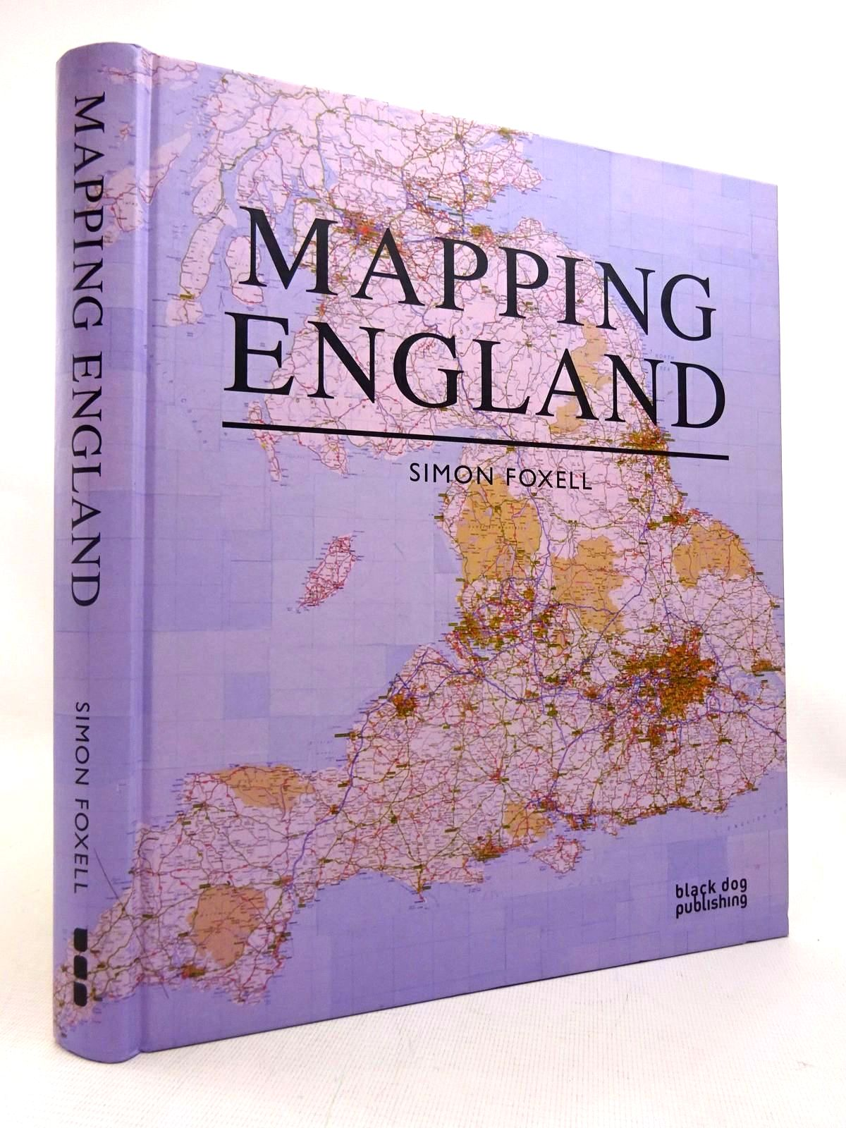 Photo of MAPPING ENGLAND- Stock Number: 1816508