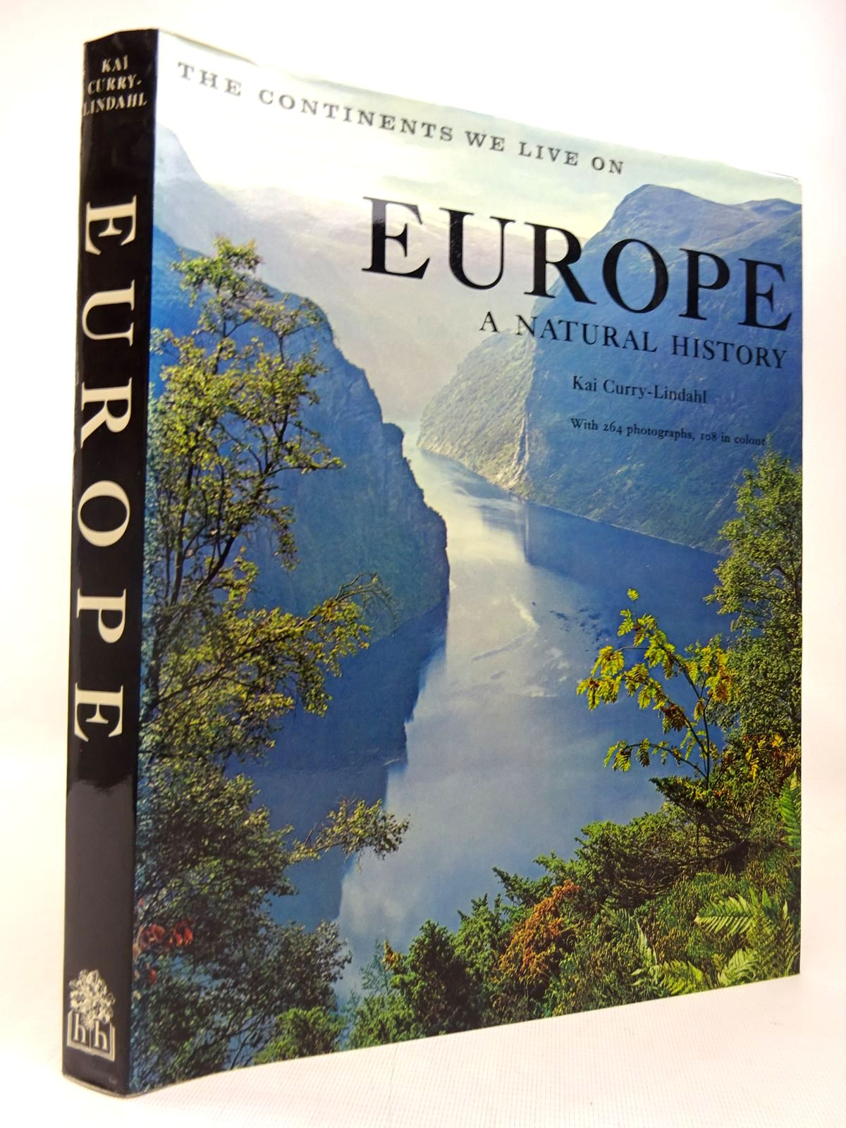 Photo of EUROPE: A NATURAL HISTORY written by Curry-Lindahl, Kai published by Hamish Hamilton (STOCK CODE: 1816540)  for sale by Stella & Rose's Books