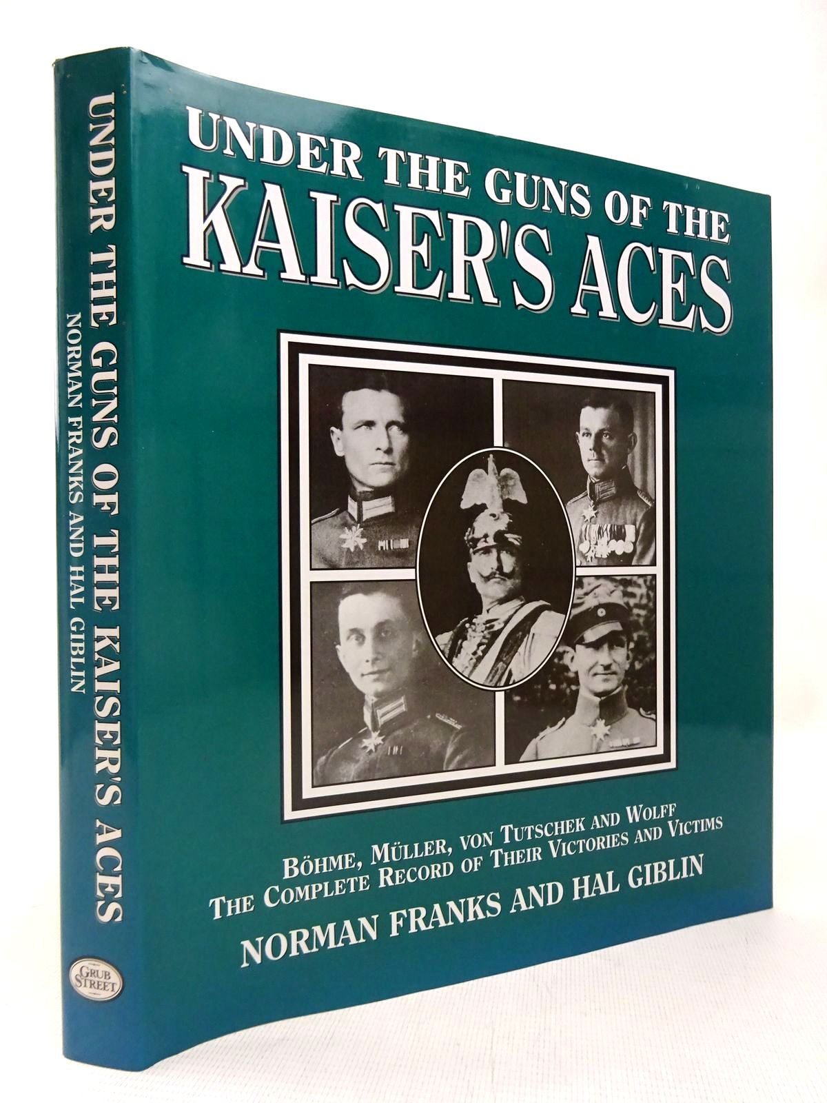 Photo of UNDER THE GUNS OF THE KAISER'S ACES- Stock Number: 1816572