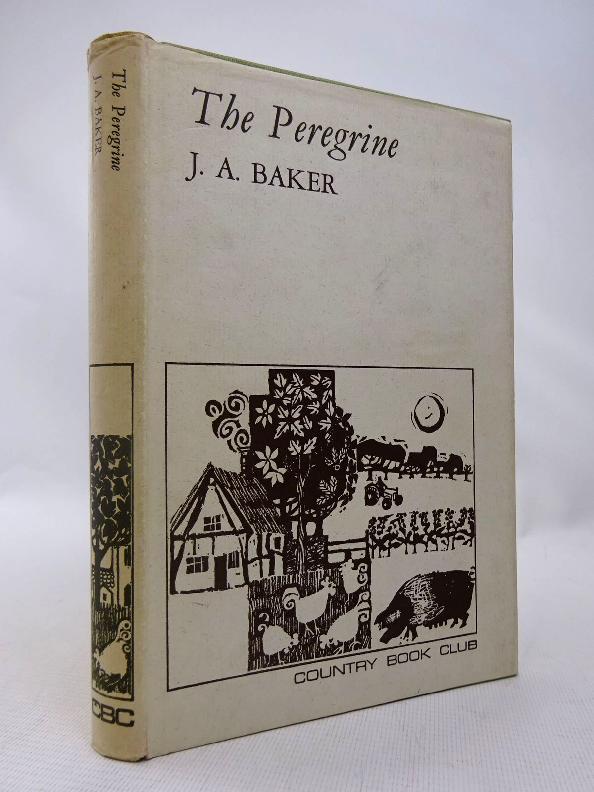 Photo of THE PEREGRINE written by Baker, J.A. published by The Country Book Club (STOCK CODE: 1816585)  for sale by Stella & Rose's Books