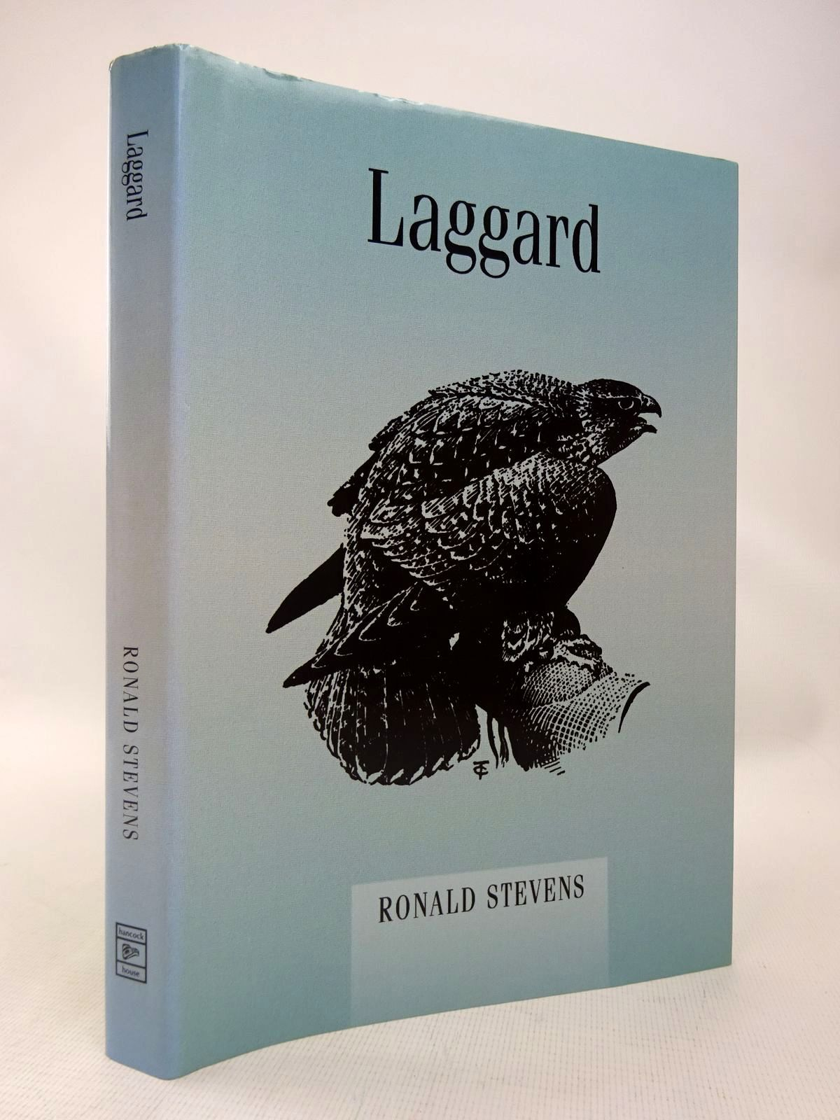 Photo of LAGGARD written by Stevens, Ronald illustrated by Allderidge, Brian published by Hancock House Publishers (STOCK CODE: 1816586)  for sale by Stella & Rose's Books