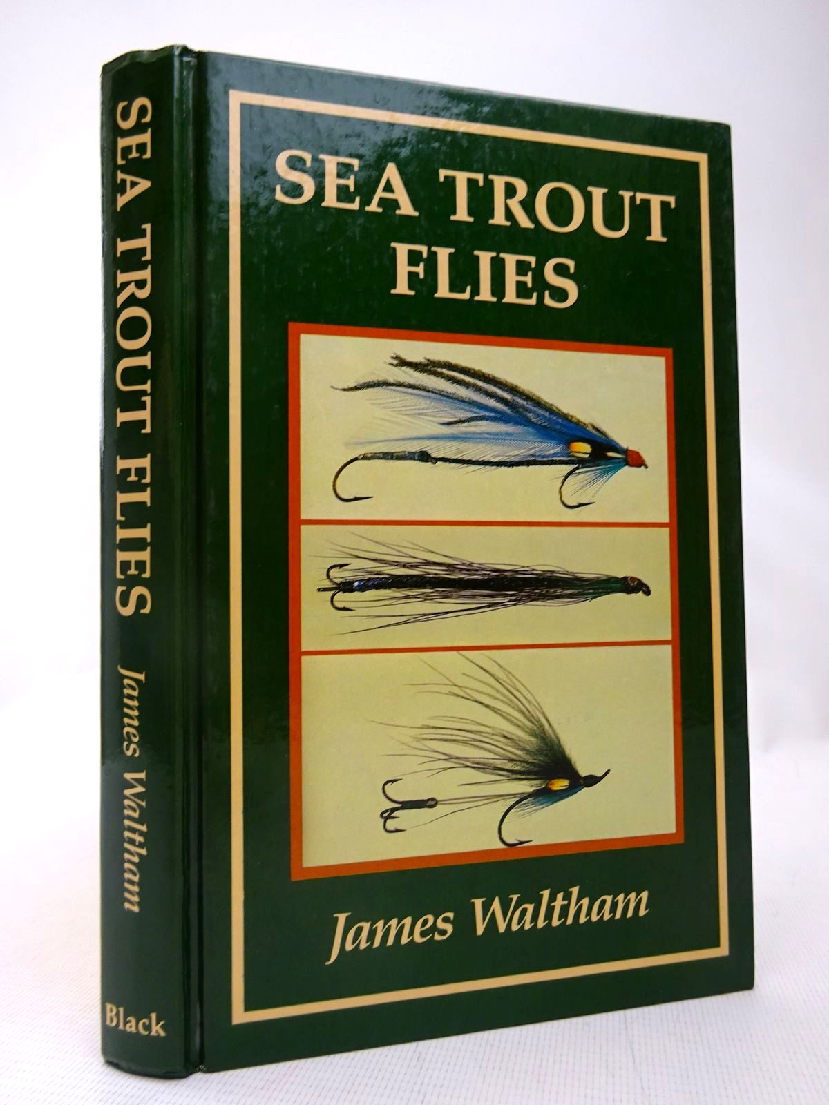 Photo of SEA TROUT FLIES written by Waltham, James published by A. & C. Black (STOCK CODE: 1816600)  for sale by Stella & Rose's Books